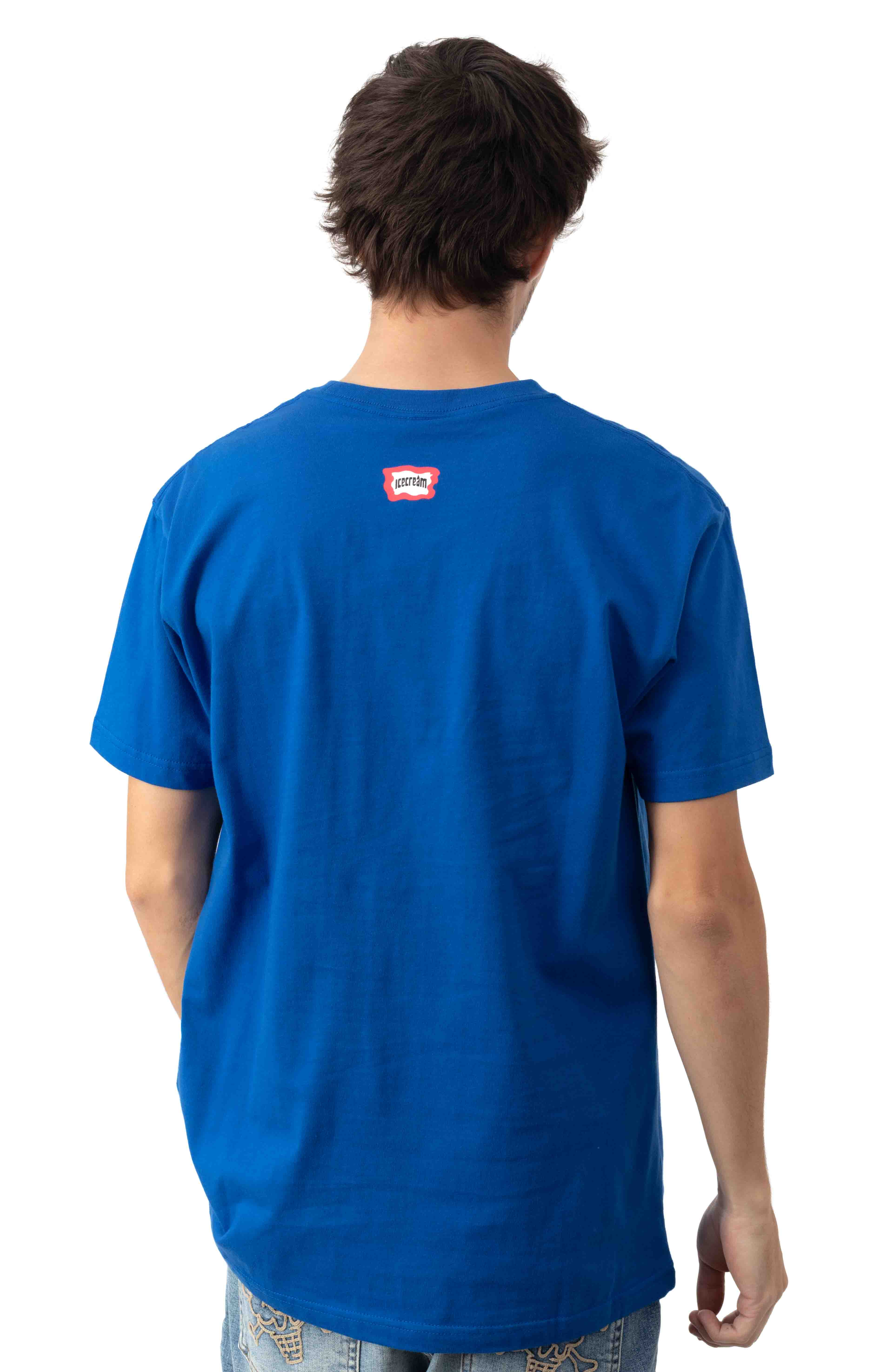Wasted T-Shirt - Nautical Blue 3