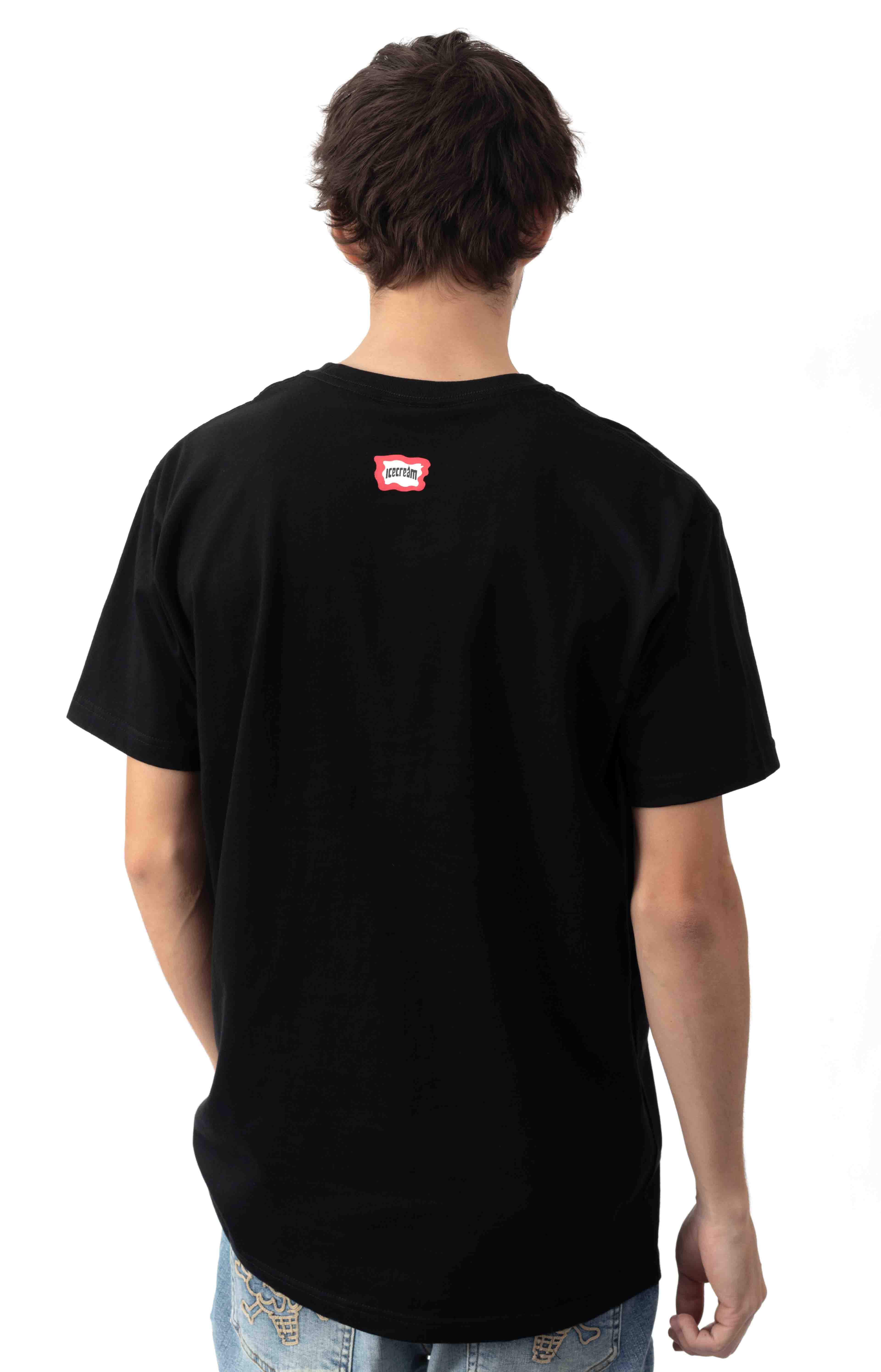 Wasted T-Shirt - Black 3