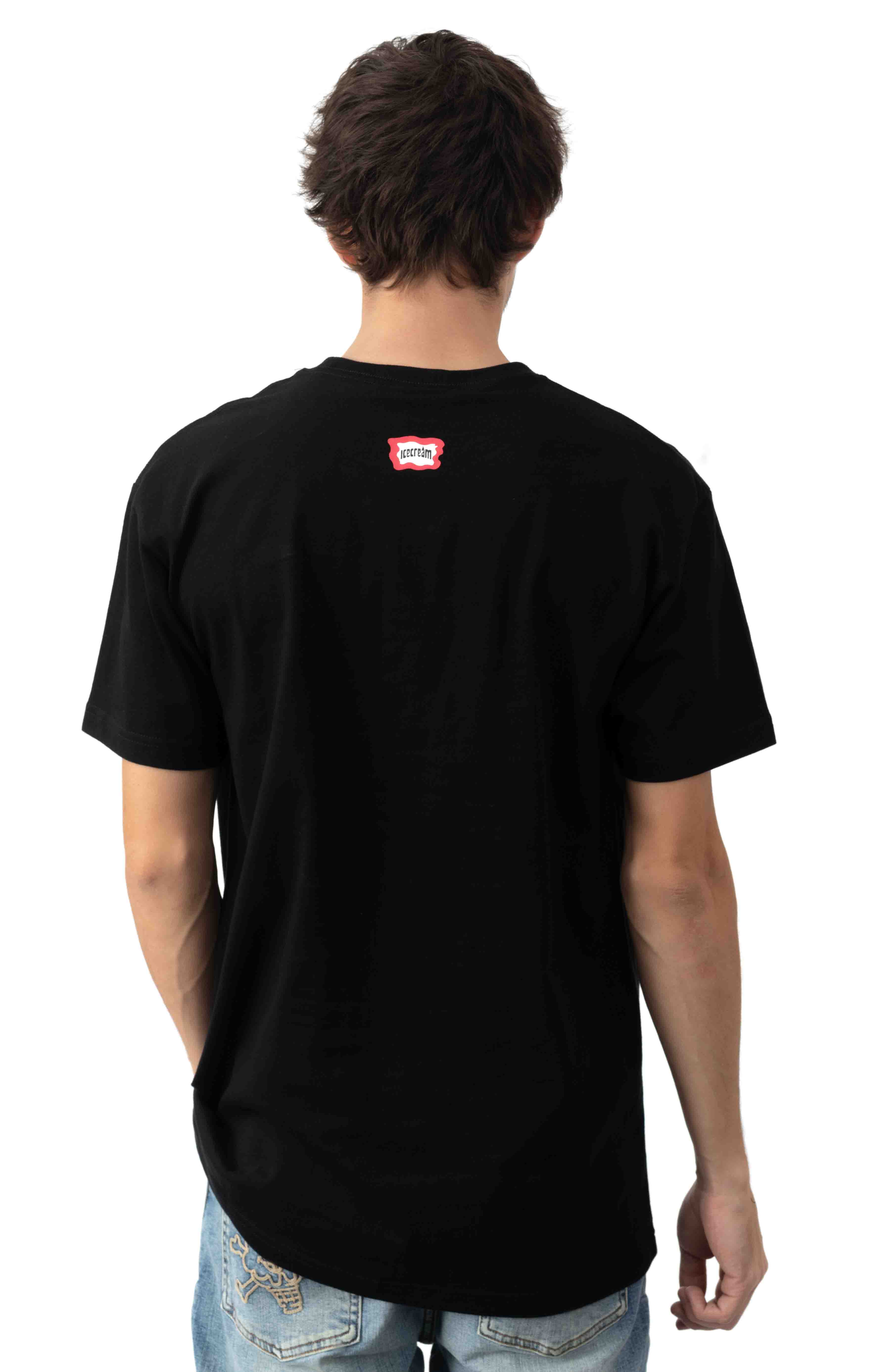 Apple Of My Eye T-Shirt - Black  3