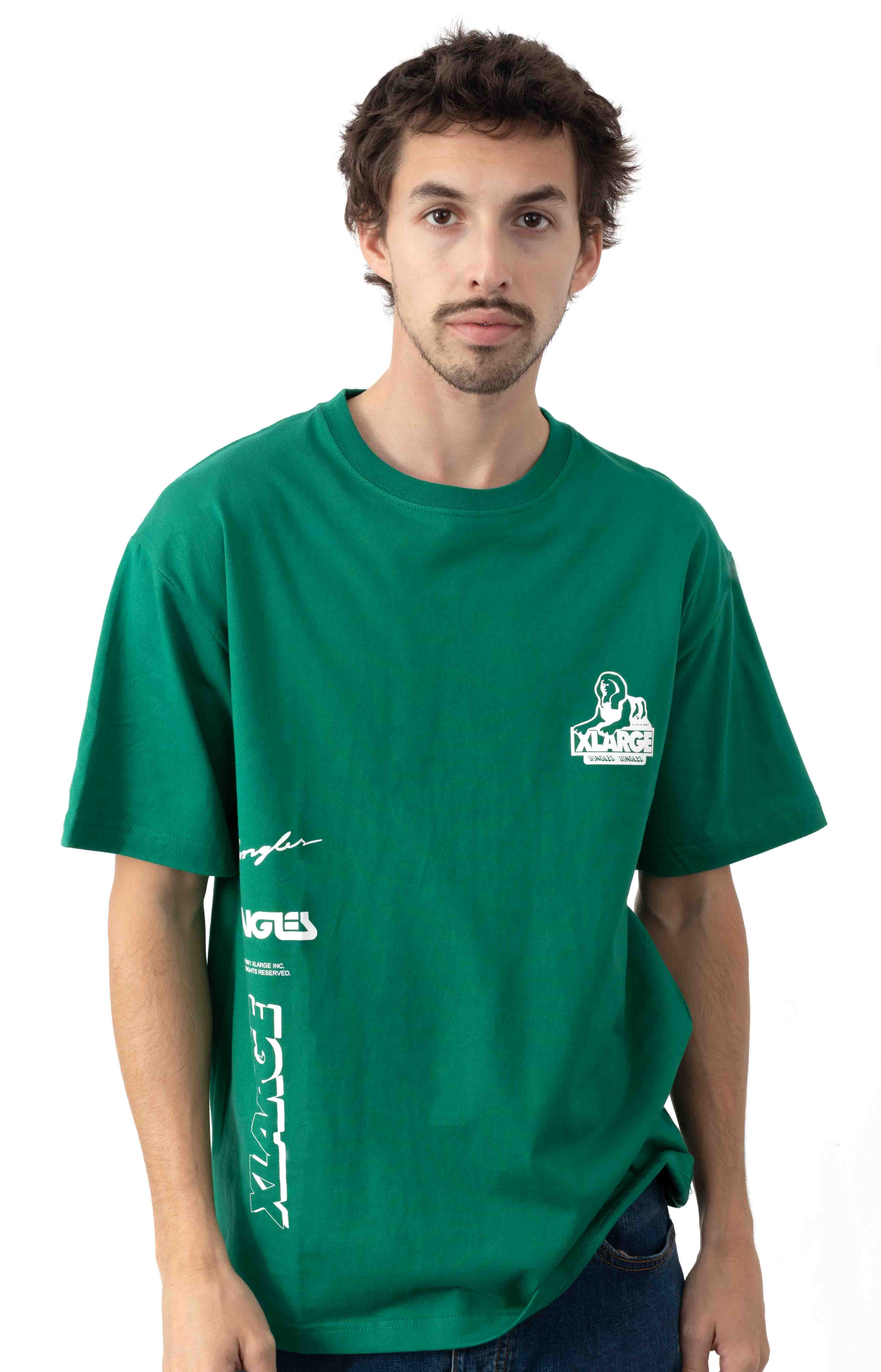 OG Sphinx Logo T-Shirt - Green
