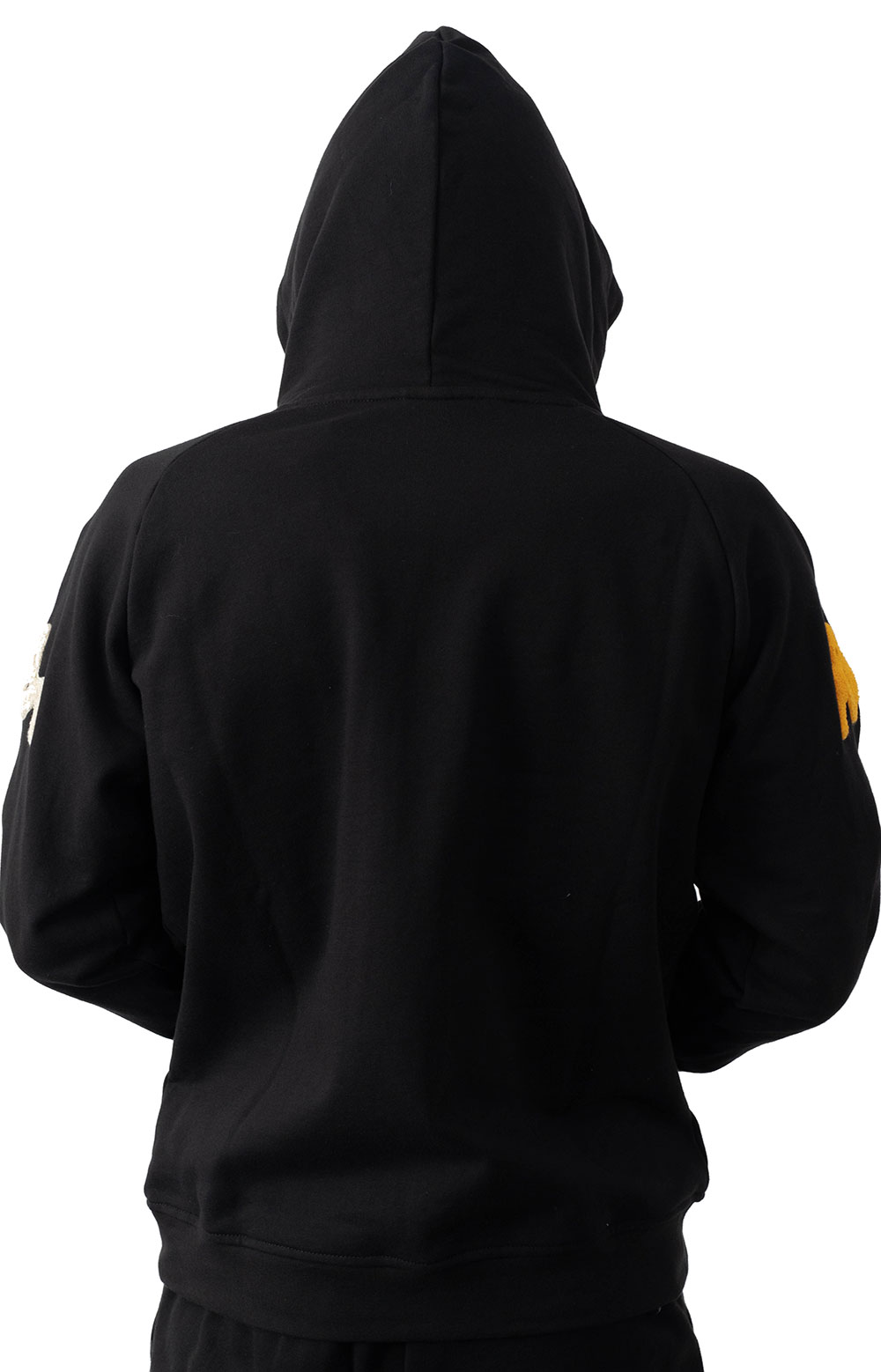Authentic Katio Pullover Hoodie - Black/Red 3