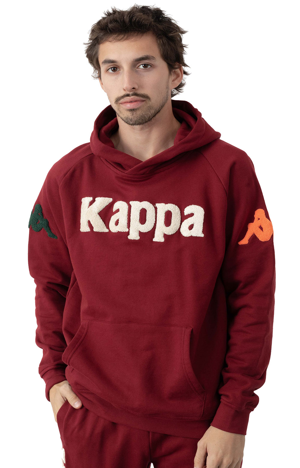 Authentic Katio Pullover Hoodie - Red