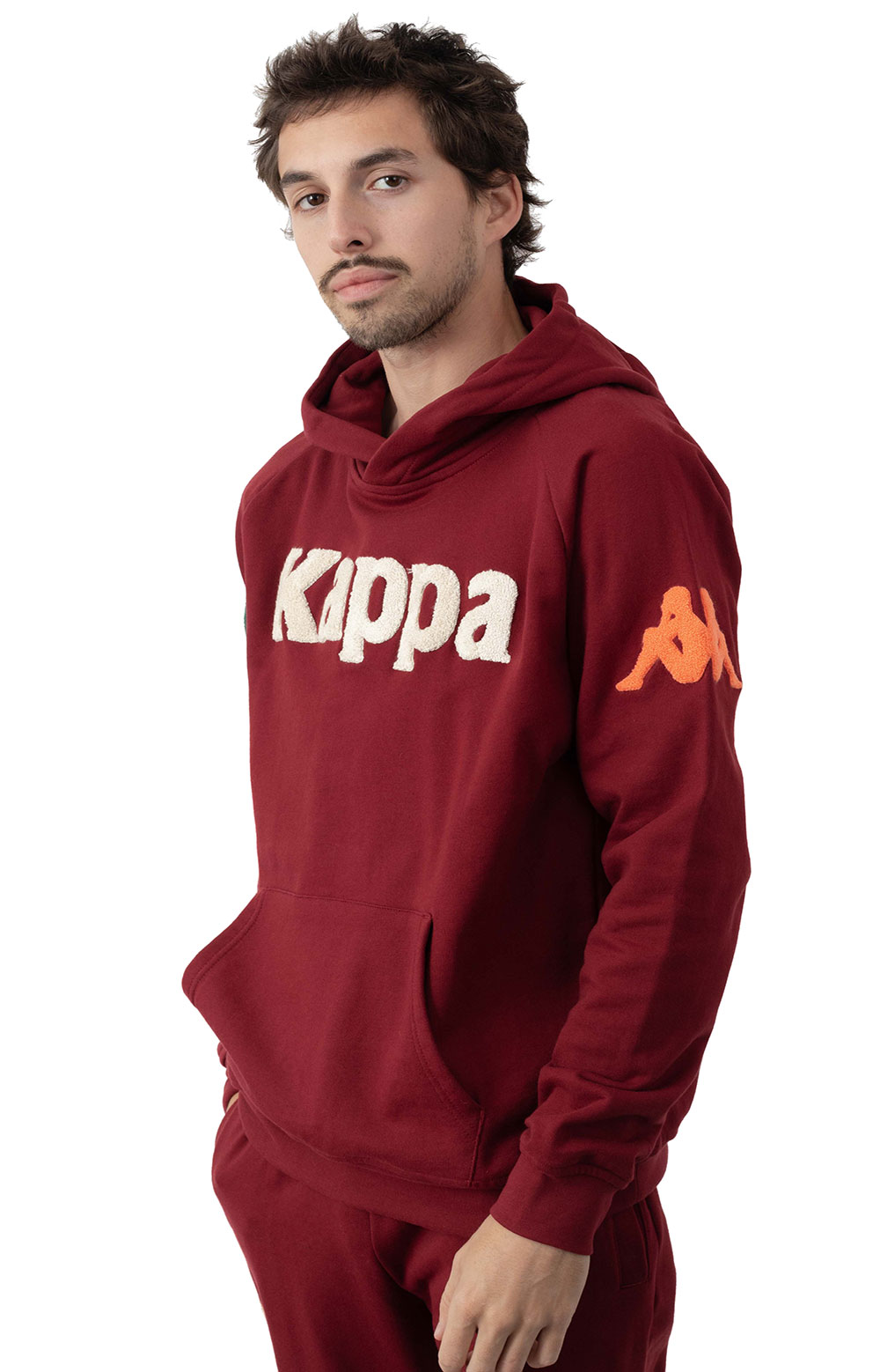 Authentic Katio Pullover Hoodie - Red 2