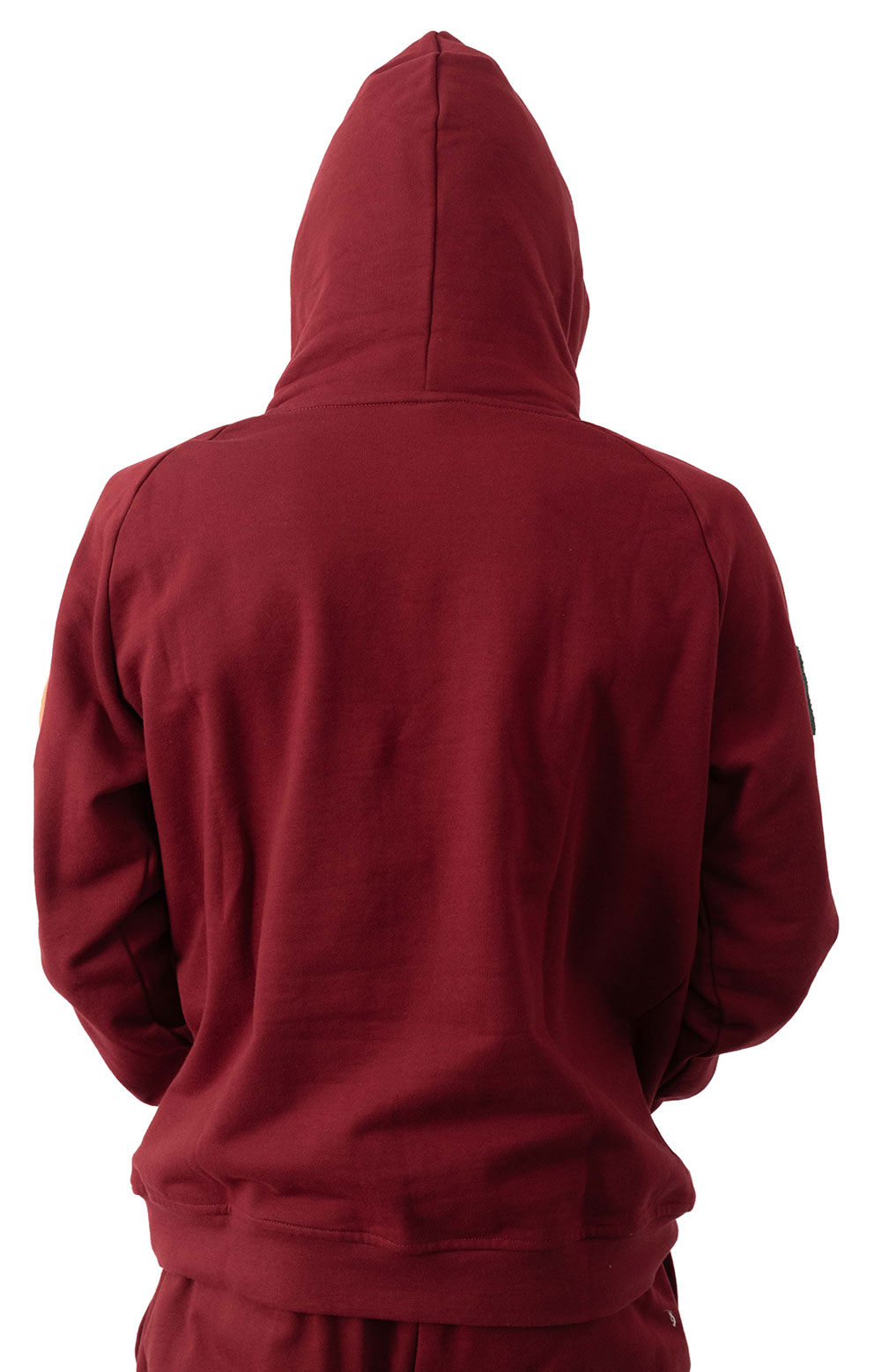 Authentic Katio Pullover Hoodie - Red 3