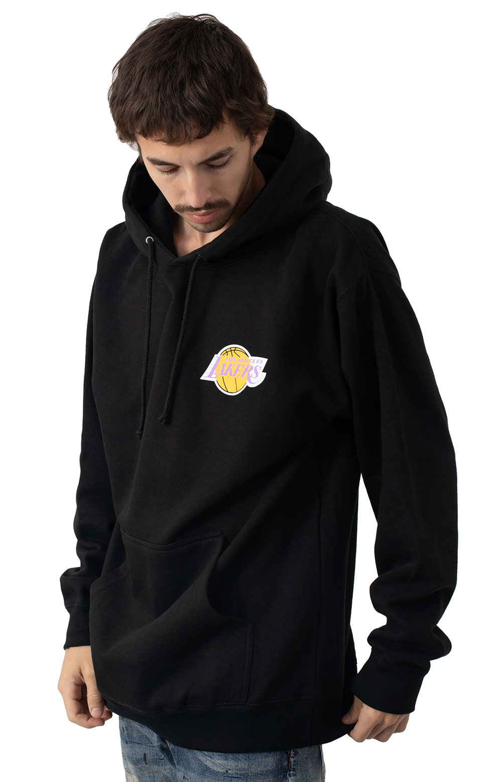NBA Showtime 17x Pullover Hoodie - Los Angeles Lakers 3