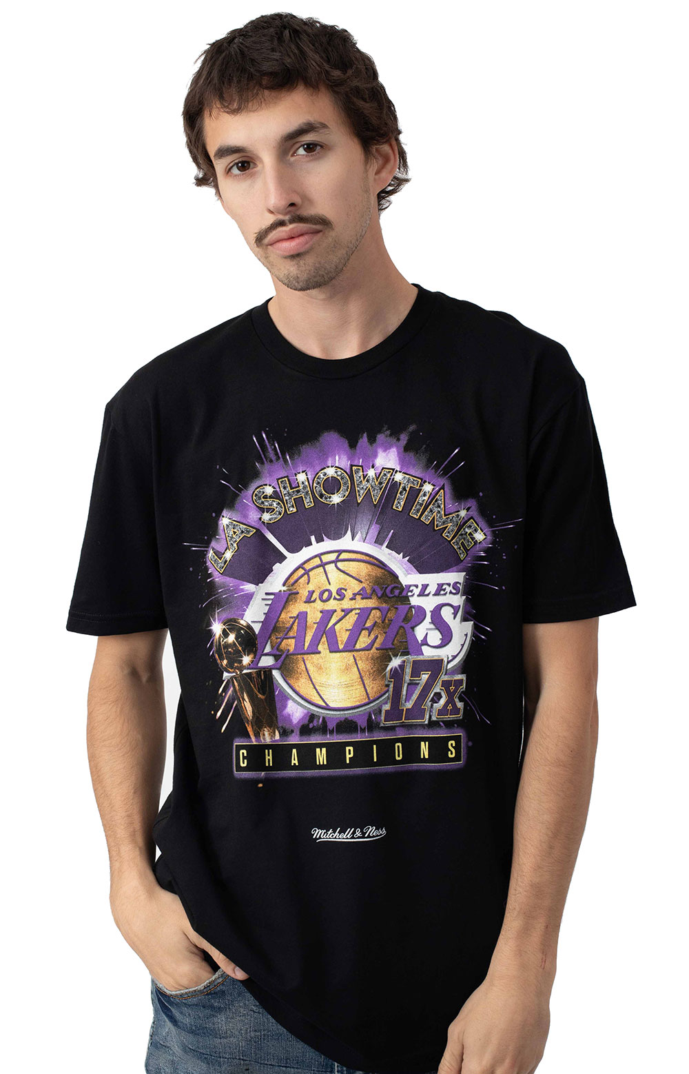 NBA Showtime 17x T-Shirt - Lakers