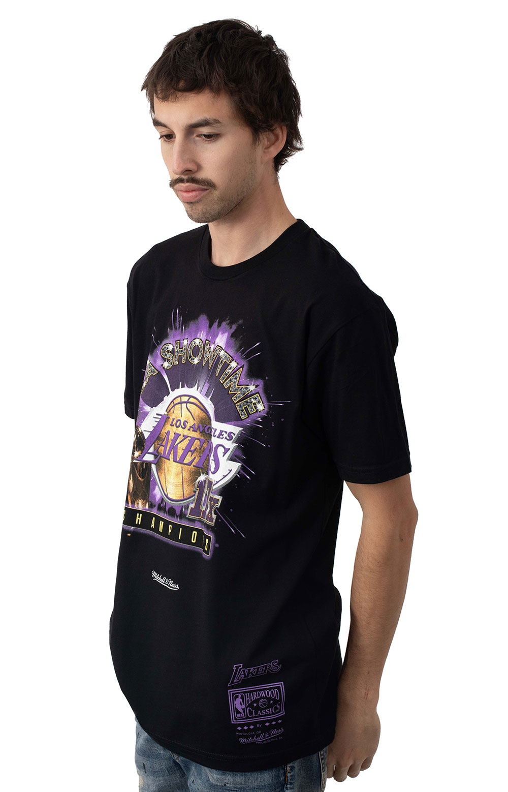 NBA Showtime 17x T-Shirt - Lakers  2