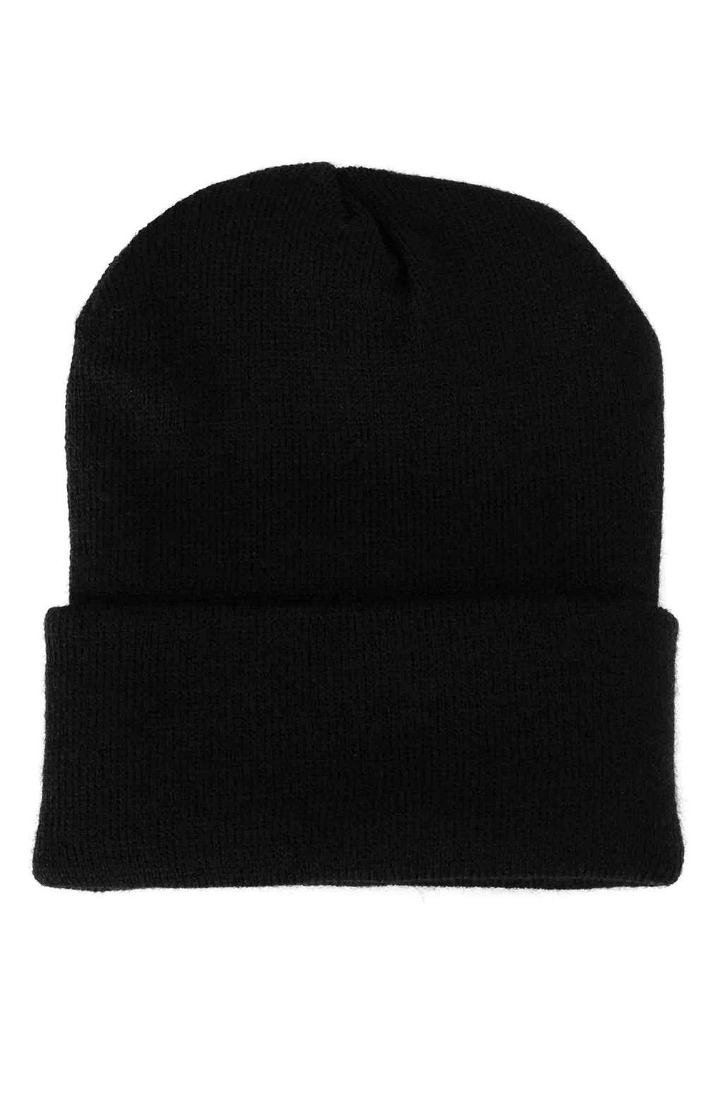 Akomplice Label Beanie - Black  2