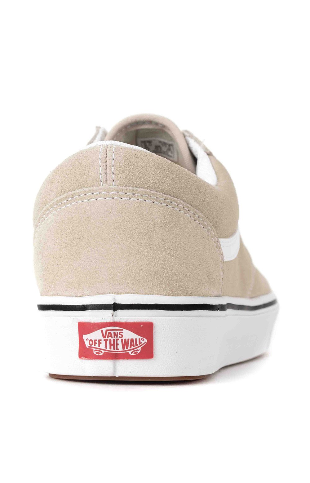 (WMA2QQ) Suede ComfyCush Old Skool Shoes - Oatmeal 5