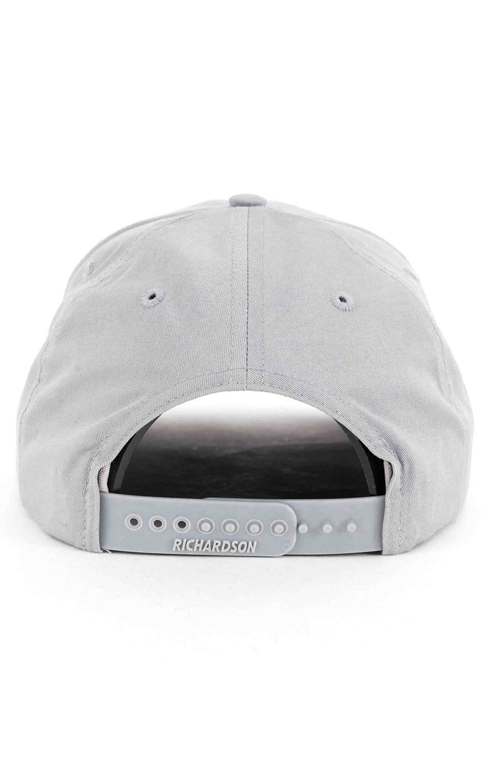Horse Snap-Back Hat - Silver 3