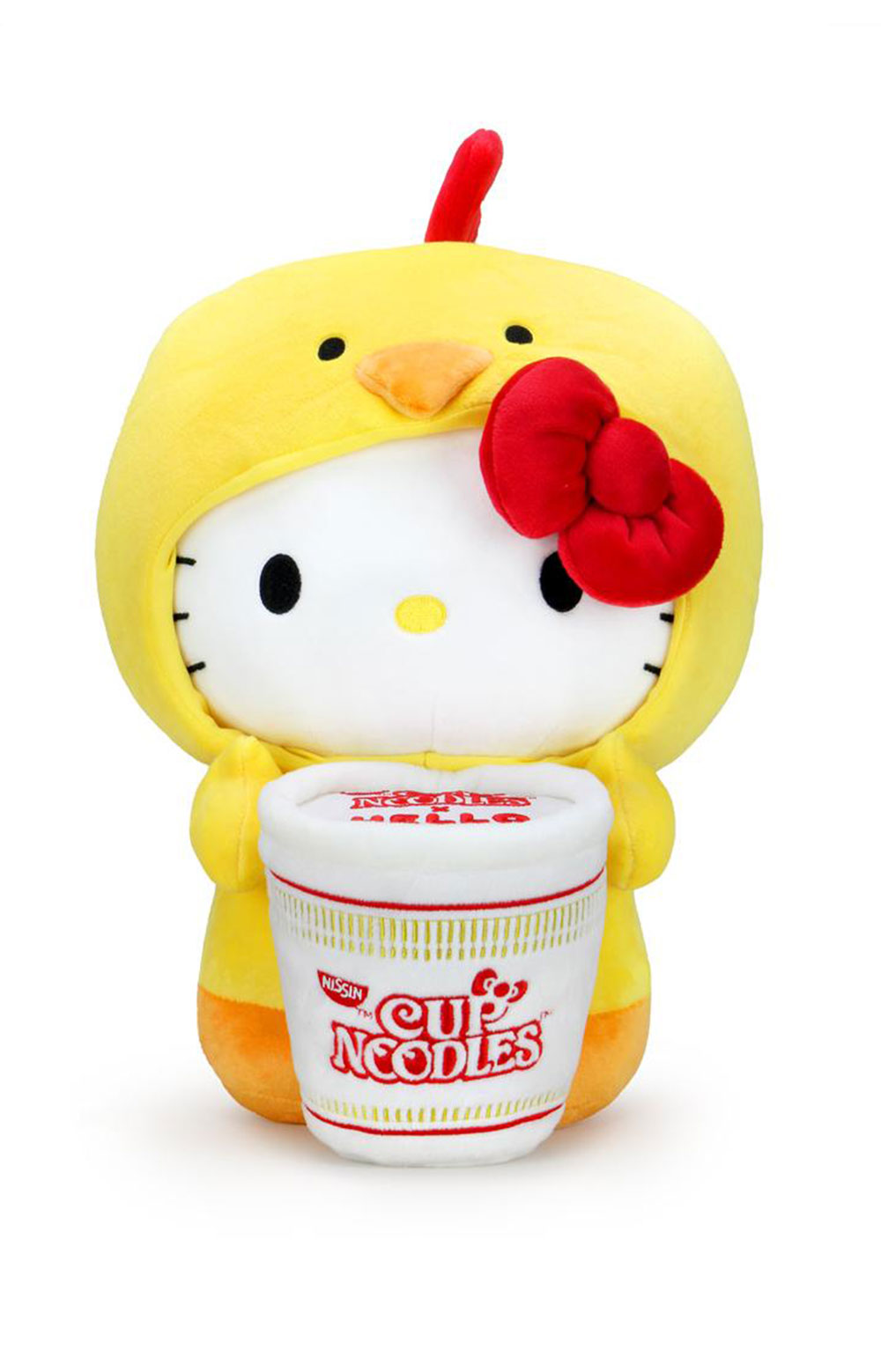 Chicken Cup Medium Plush