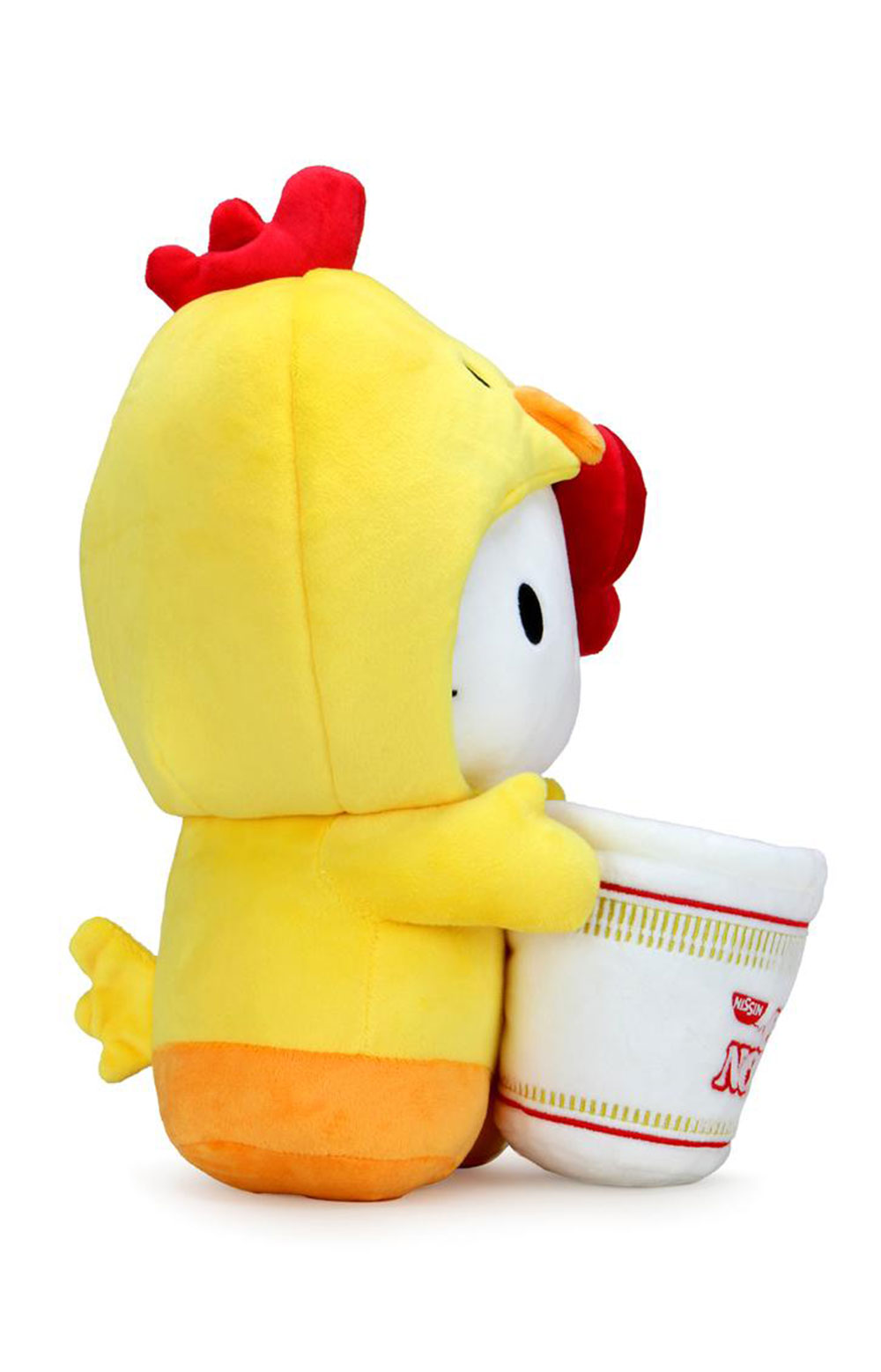 Chicken Cup Medium Plush  4