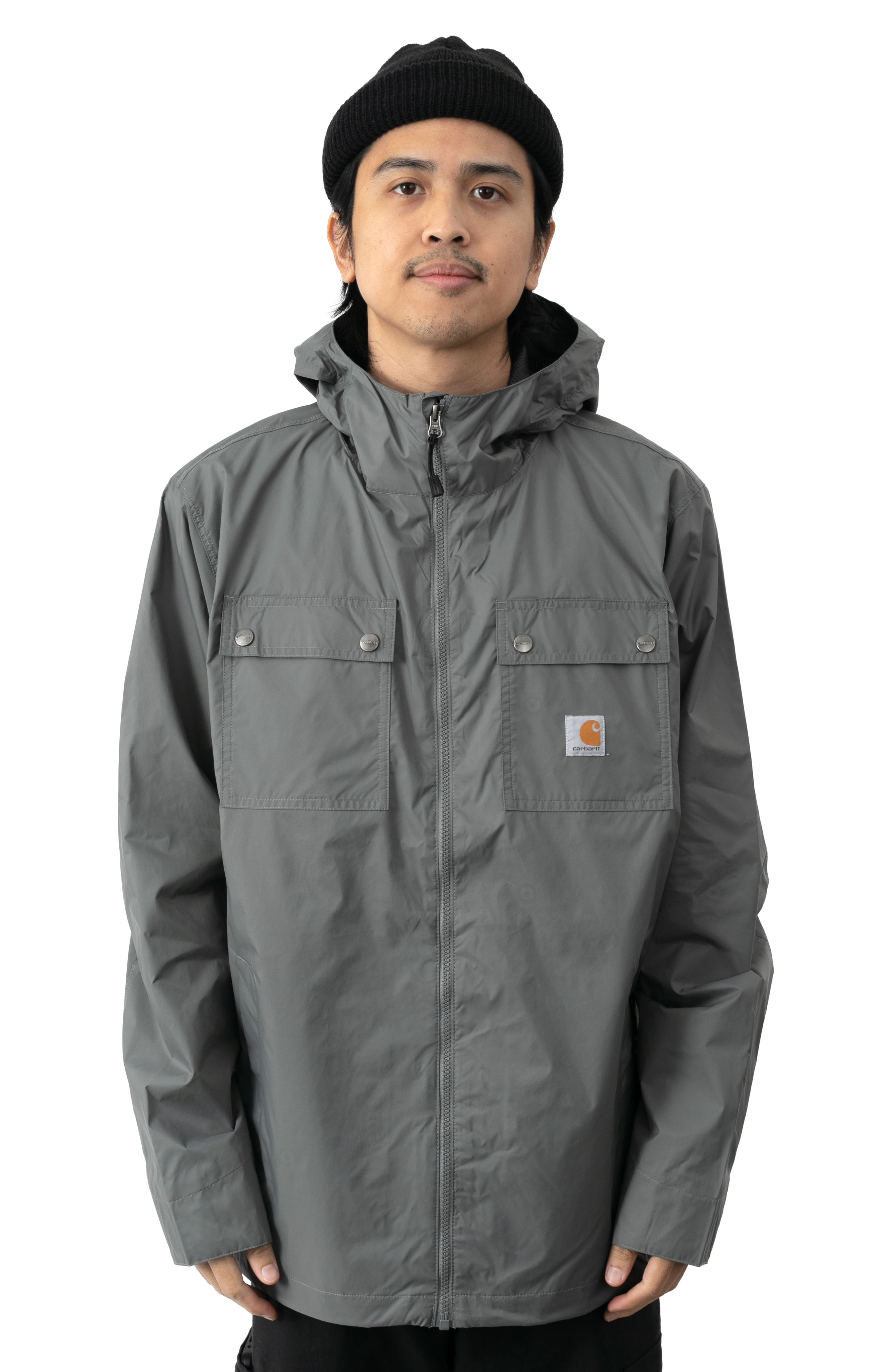 (100247) Rockford Jacket - Steel