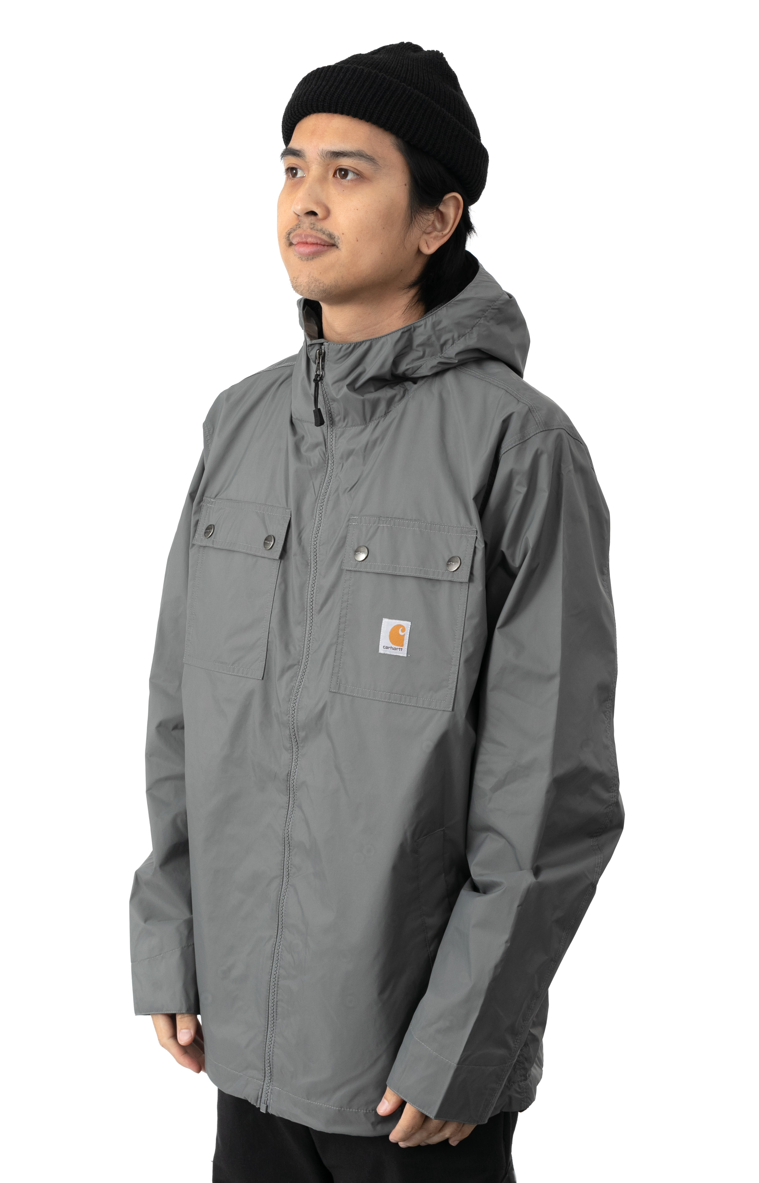 (100247) Rockford Jacket - Steel  2