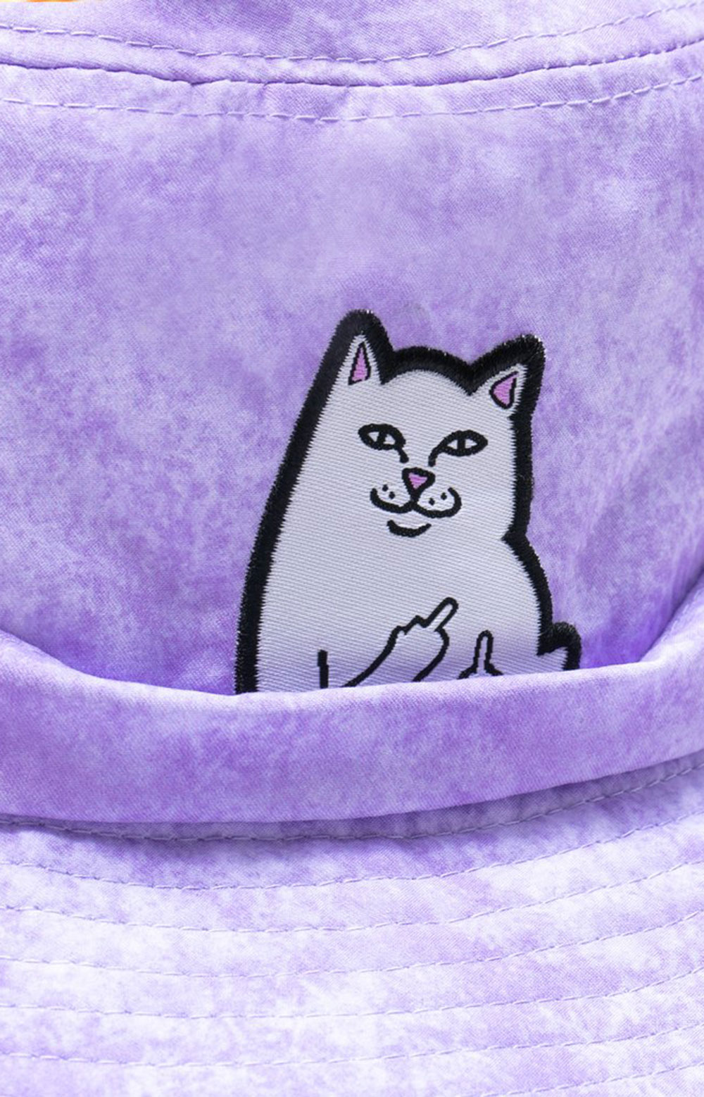 Lord Nermal Bucket Hat - Lavender Mineral Wash  2