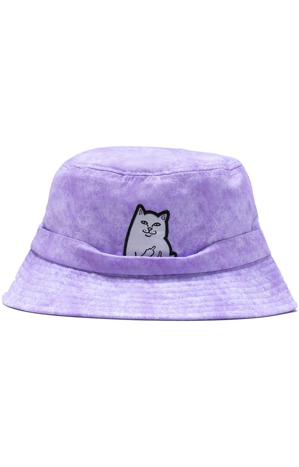 Lord Nermal Bucket Hat - Lavender Mineral Wash  3