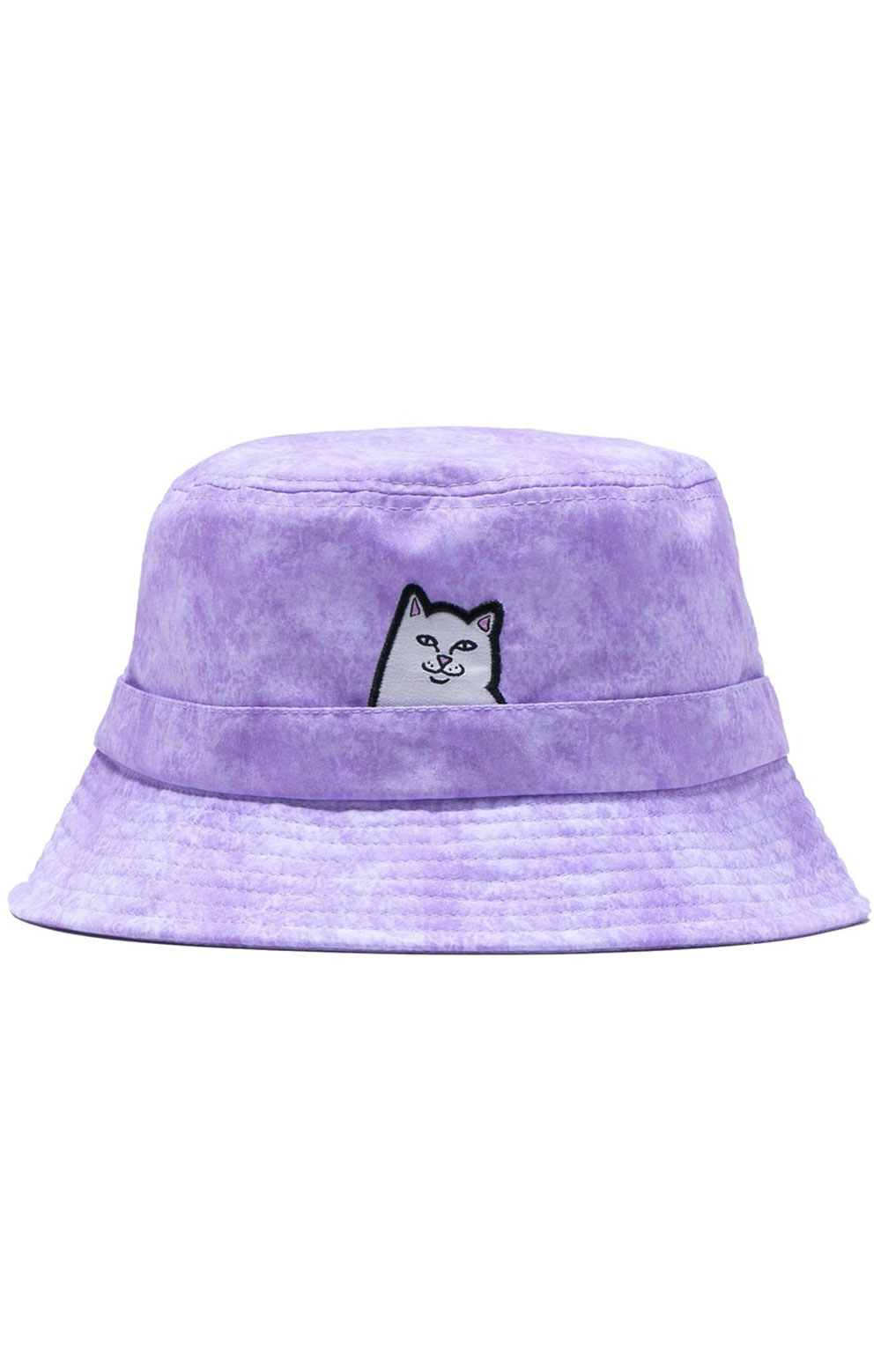 Lord Nermal Bucket Hat - Lavender Mineral Wash