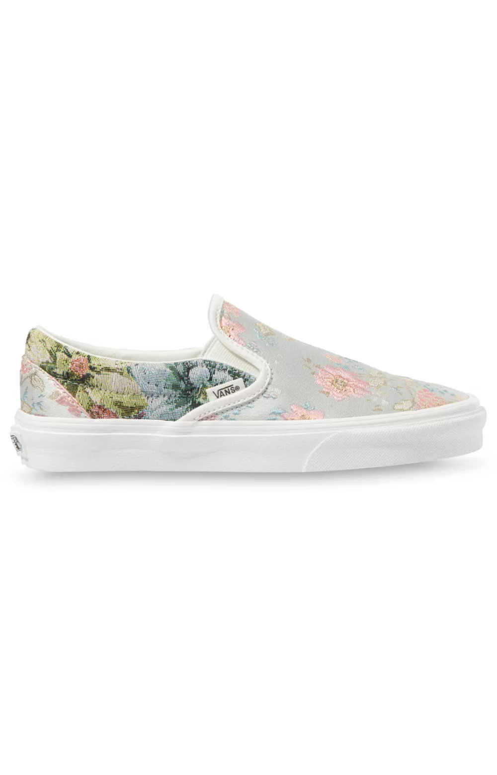 (U382PZ) Tapestry Classic Slip-On Shoes - Multi