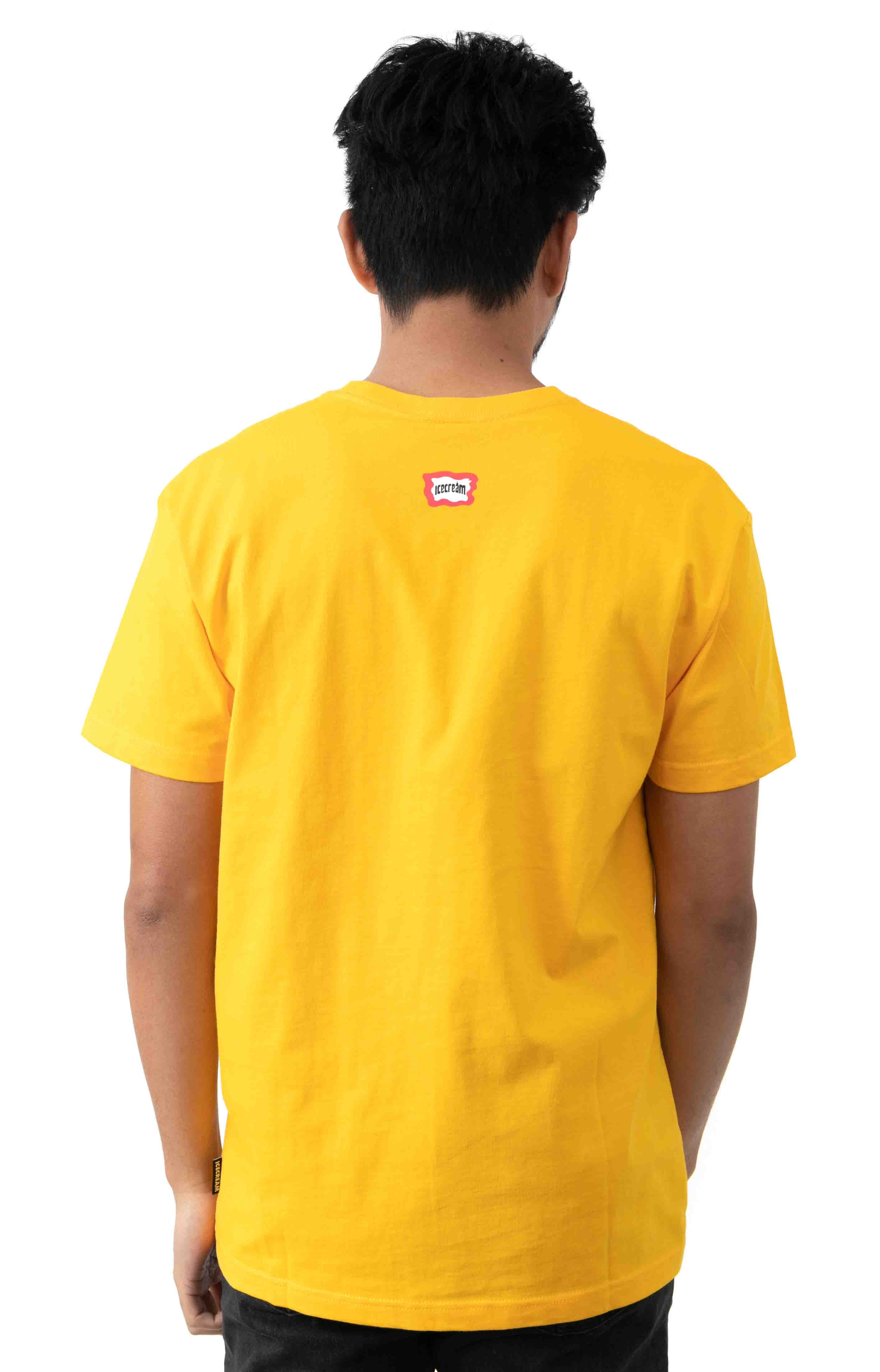 At The Top T-Shirt - Spectra Yellow 3
