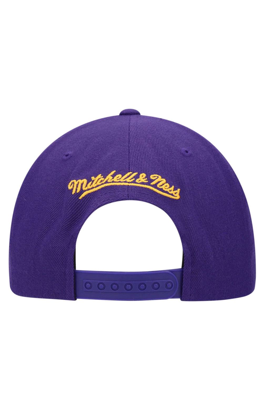 NBA Team Ground Snap-Back Hat - Lakers 4