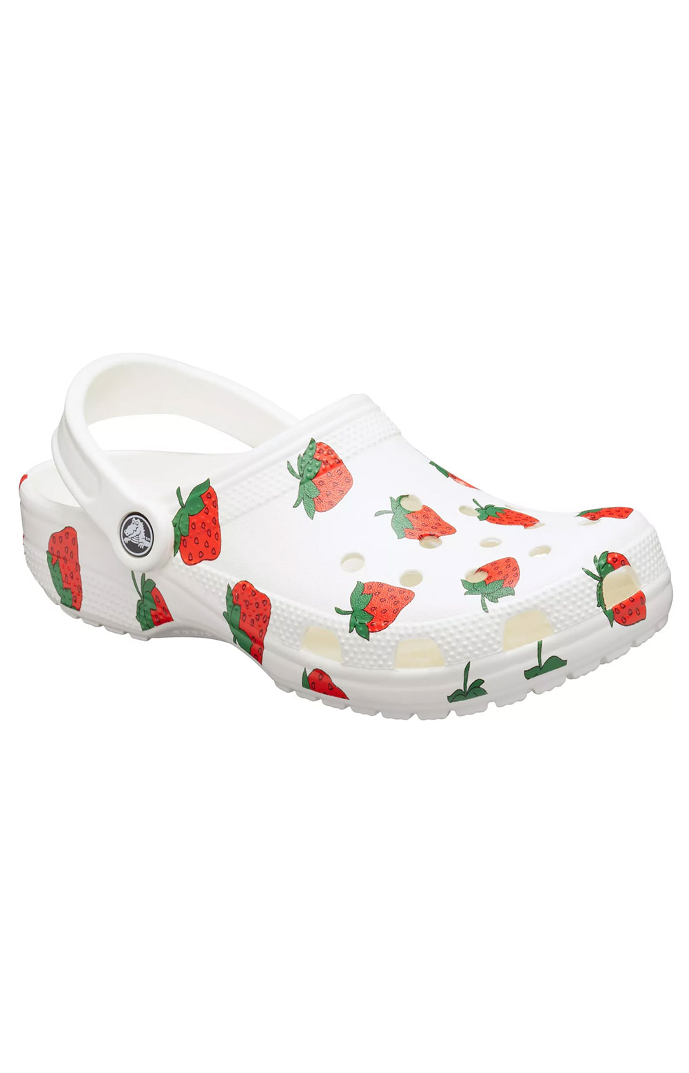 Classic Vacay Vibes Clogs - White