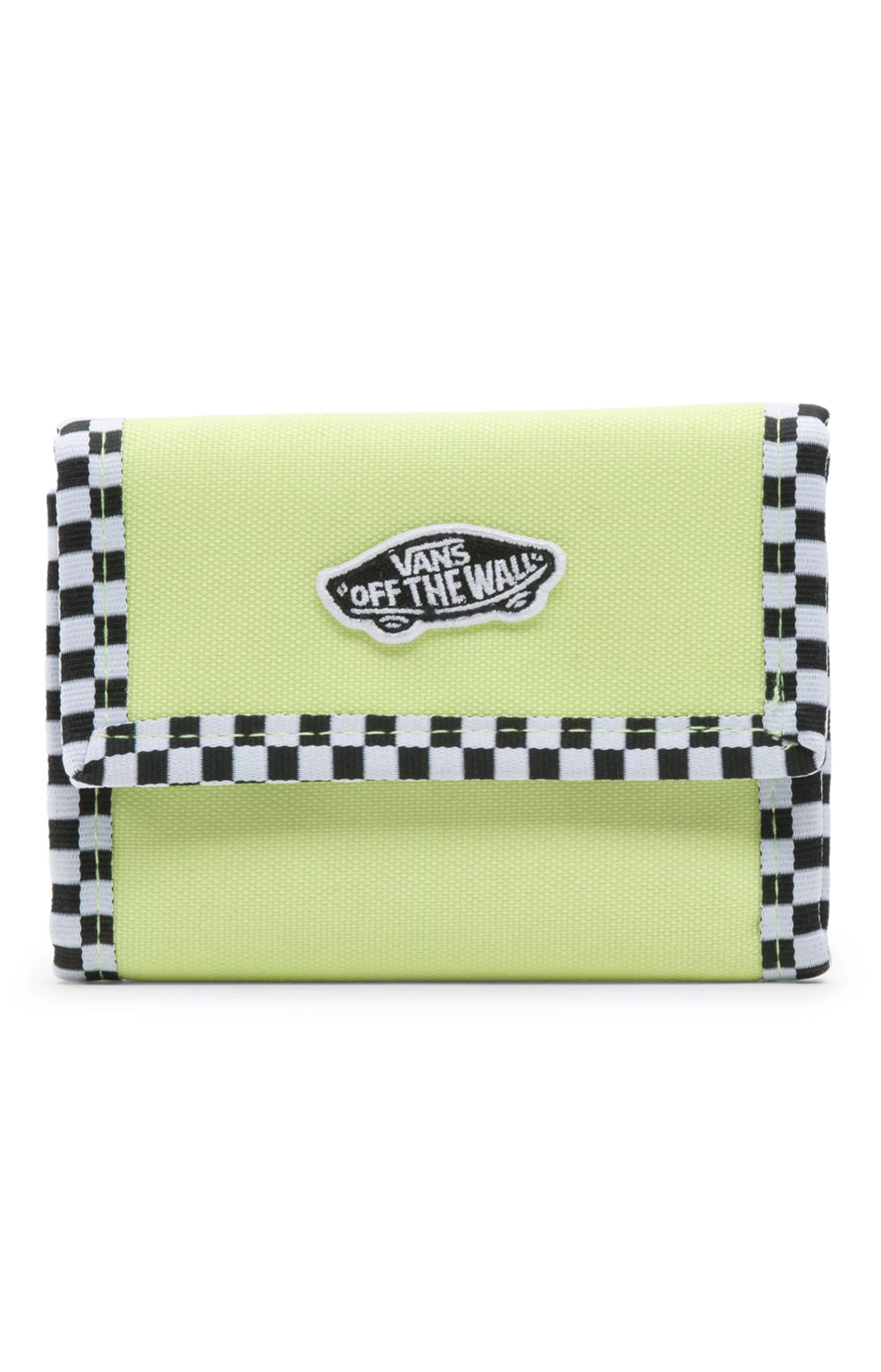 Cash Flow Wallet - Sunny Lime
