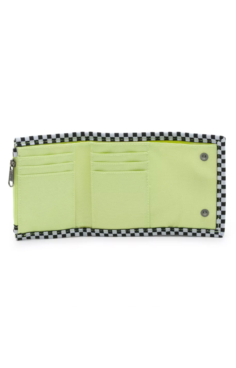 Cash Flow Wallet - Sunny Lime 3