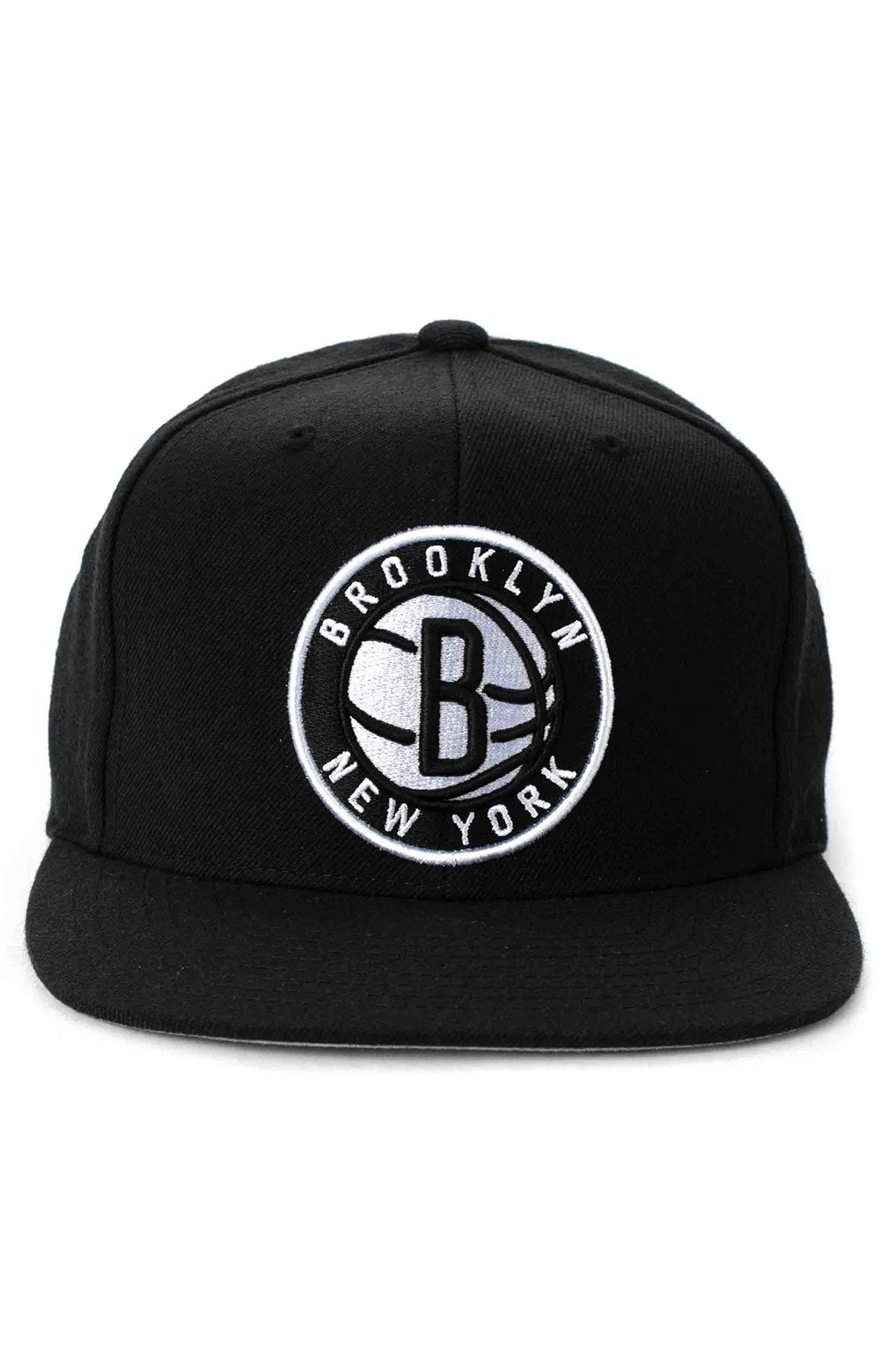 NBA Team Ground Snap-Back Hat - Nets 2