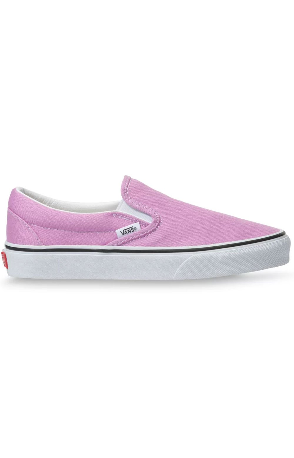 (3TB3SQ) Classic Slip-On Shoes - Orchid/True White