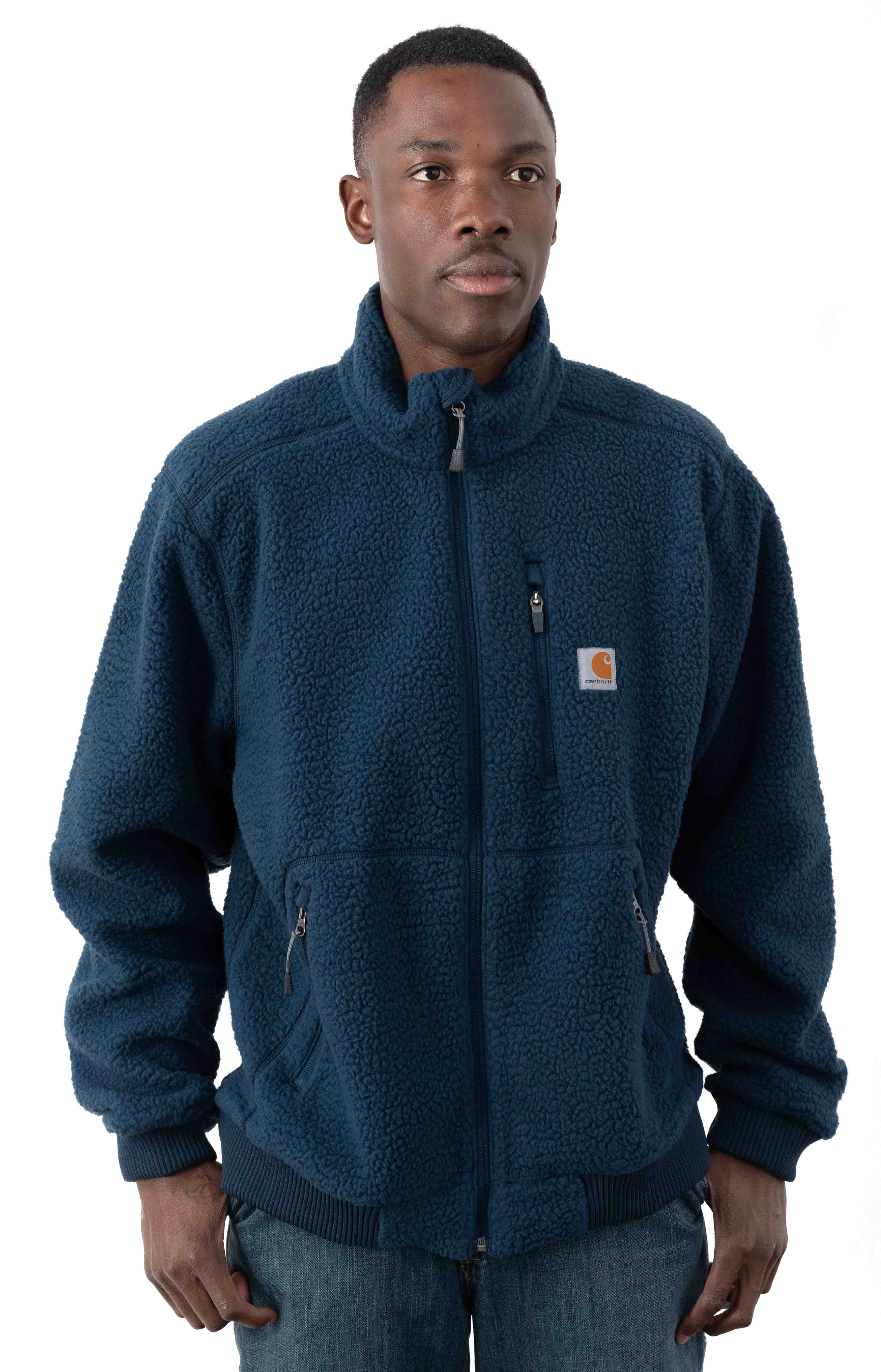 (104588) Fleece Jacket - Deep Sea