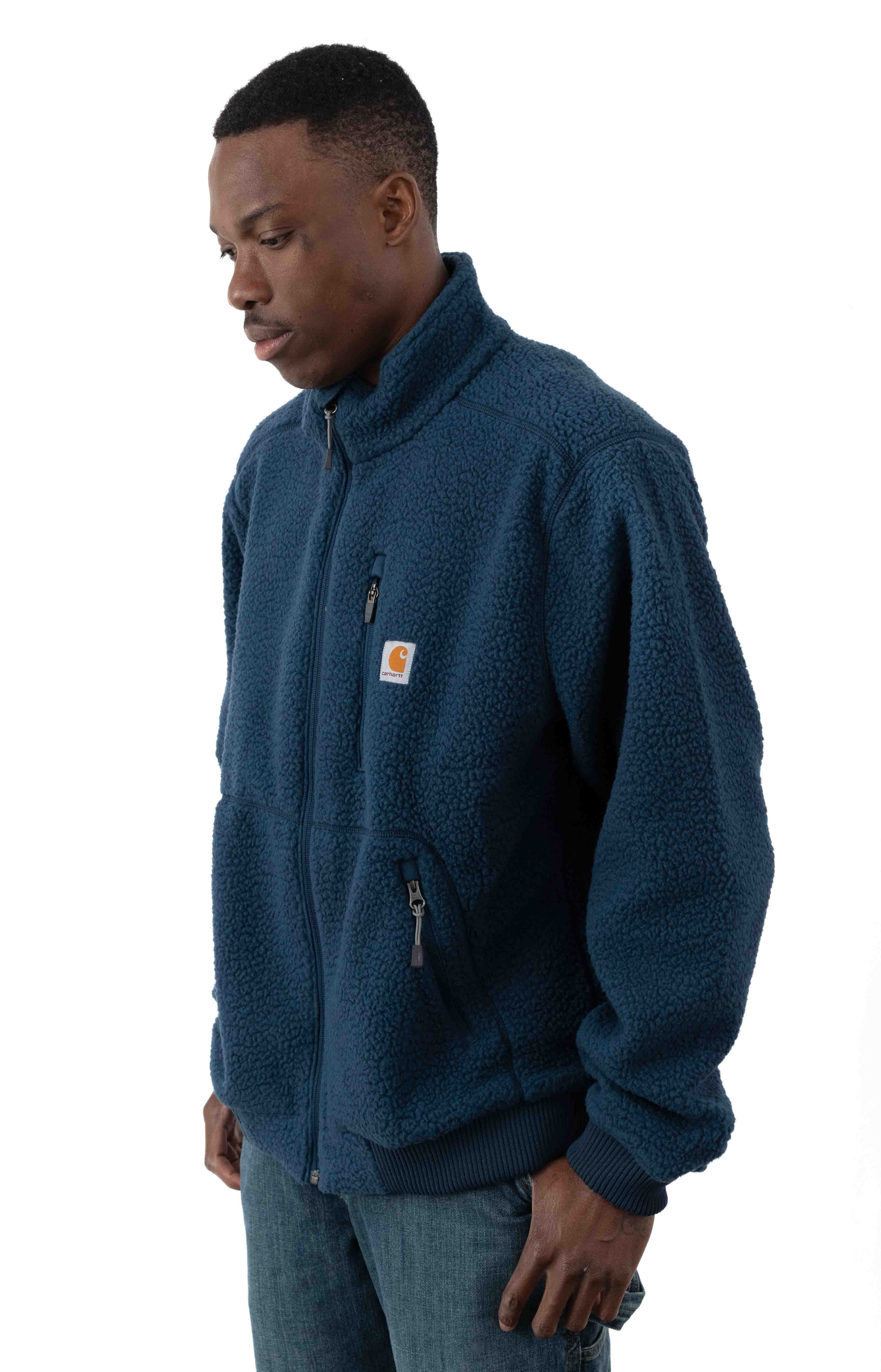 (104588) Fleece Jacket - Deep Sea 2
