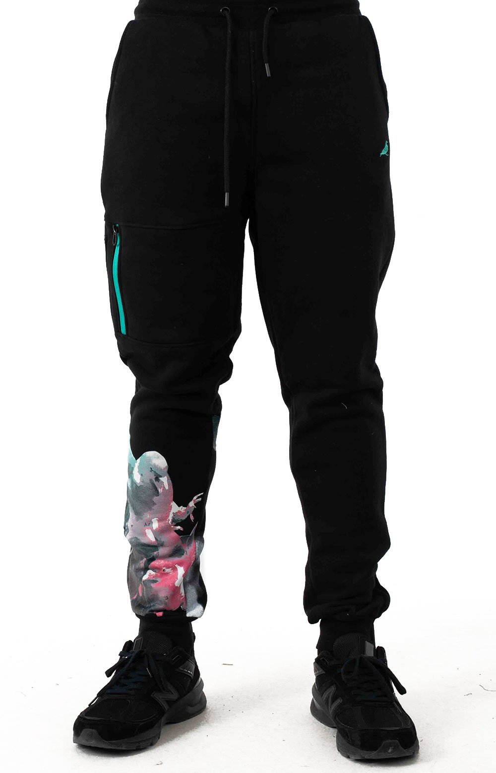 Rebels Sweatpant - Black