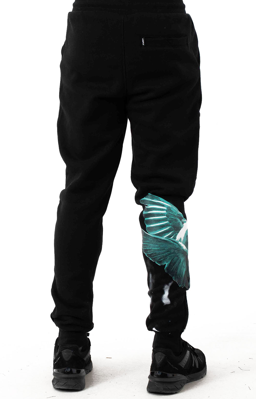 Rebels Sweatpant - Black 3
