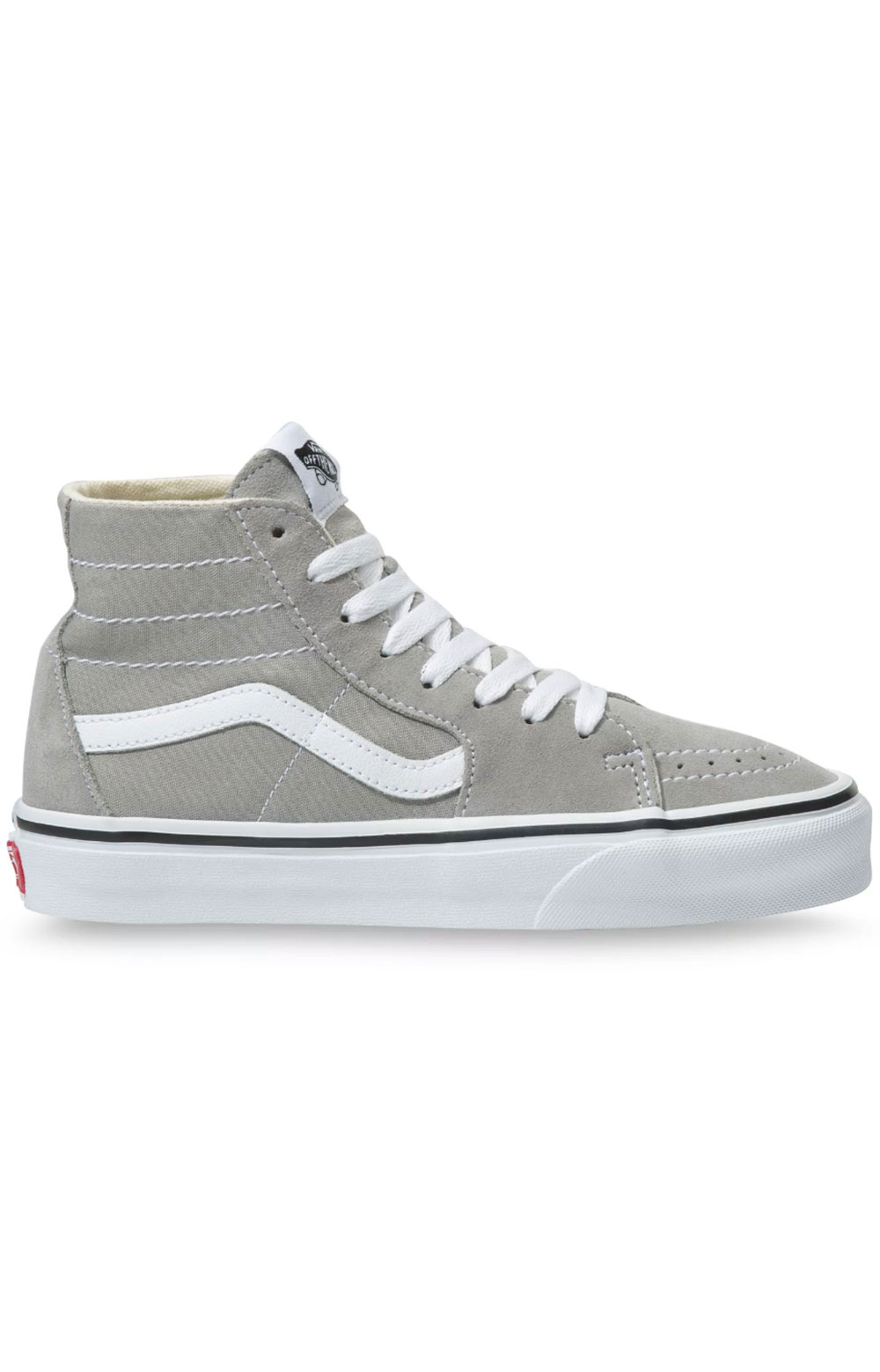 (U16IYP) Sk8-Hi Tapered Shoes - Drizzle/True White