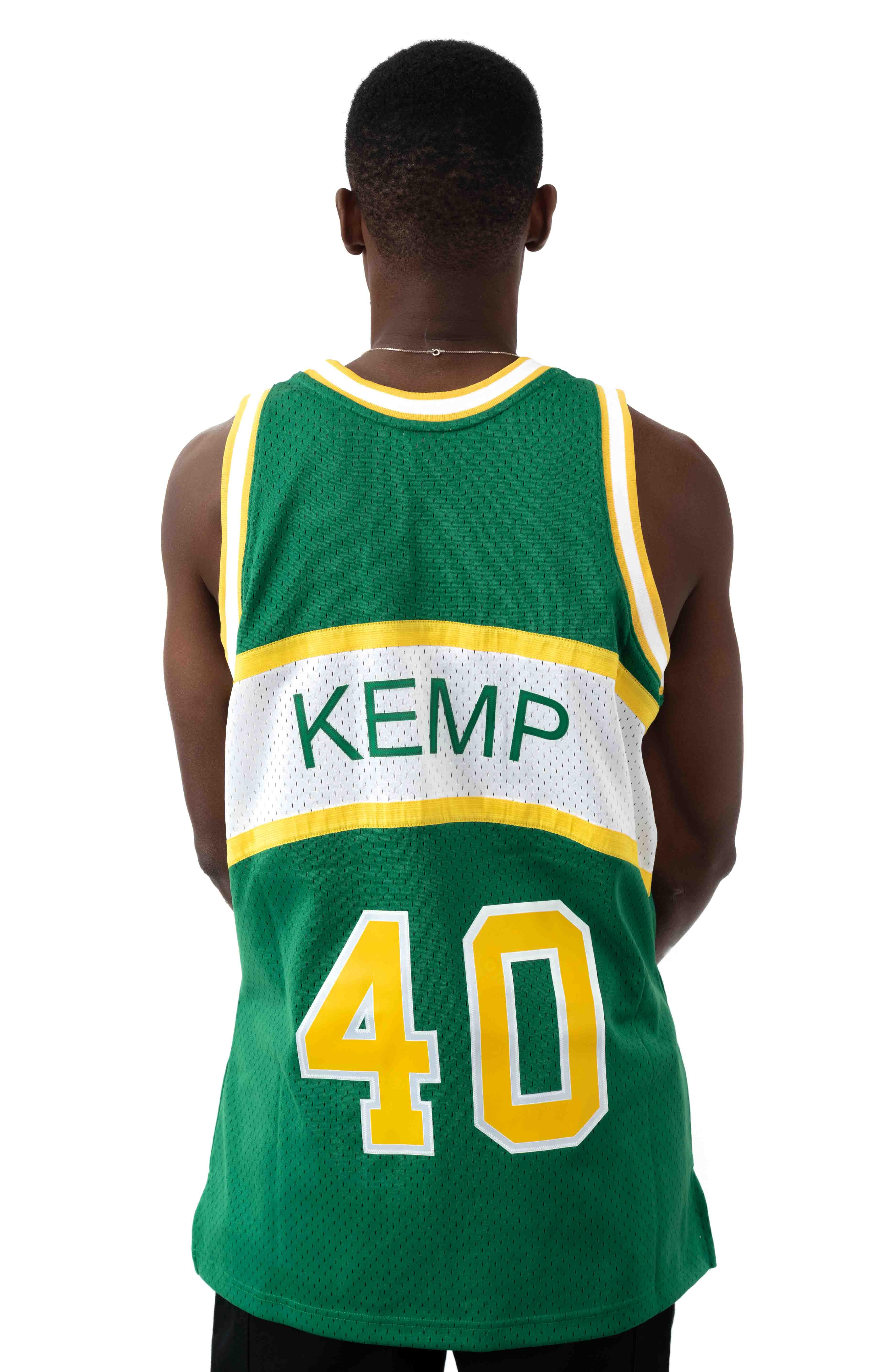 NBA Swingman Jersey - Supersonics 94-95 Shawn Kemp  3