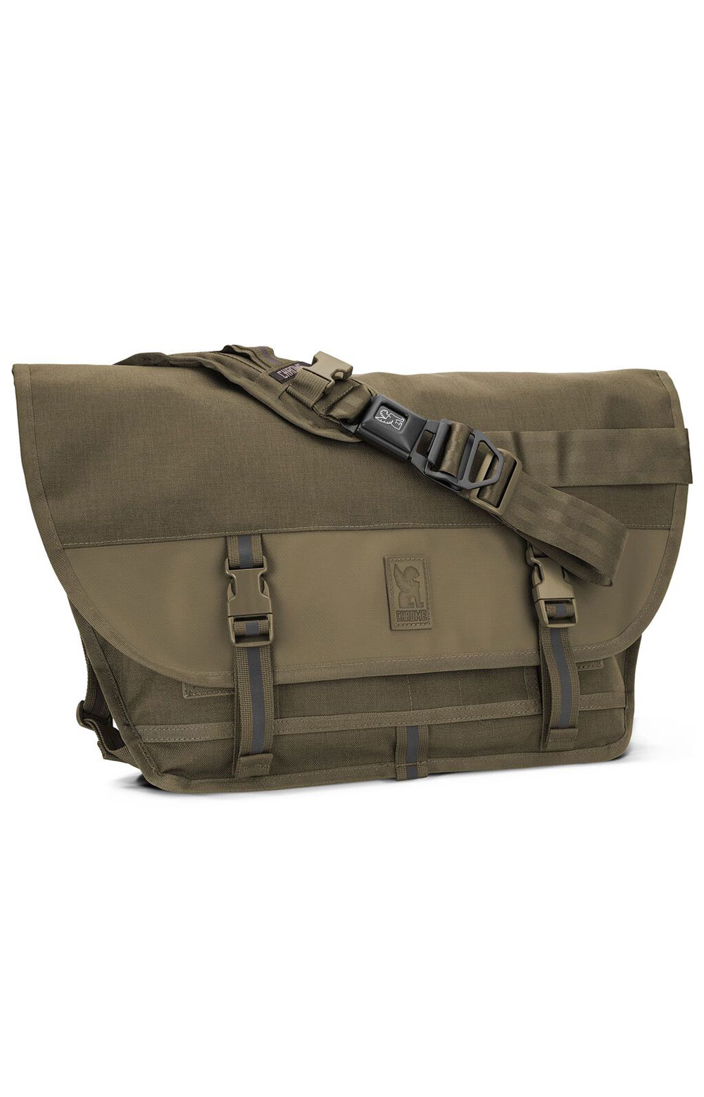 (BG-002-RGTO) Citizen Messenger Bag - Ranger Tonal