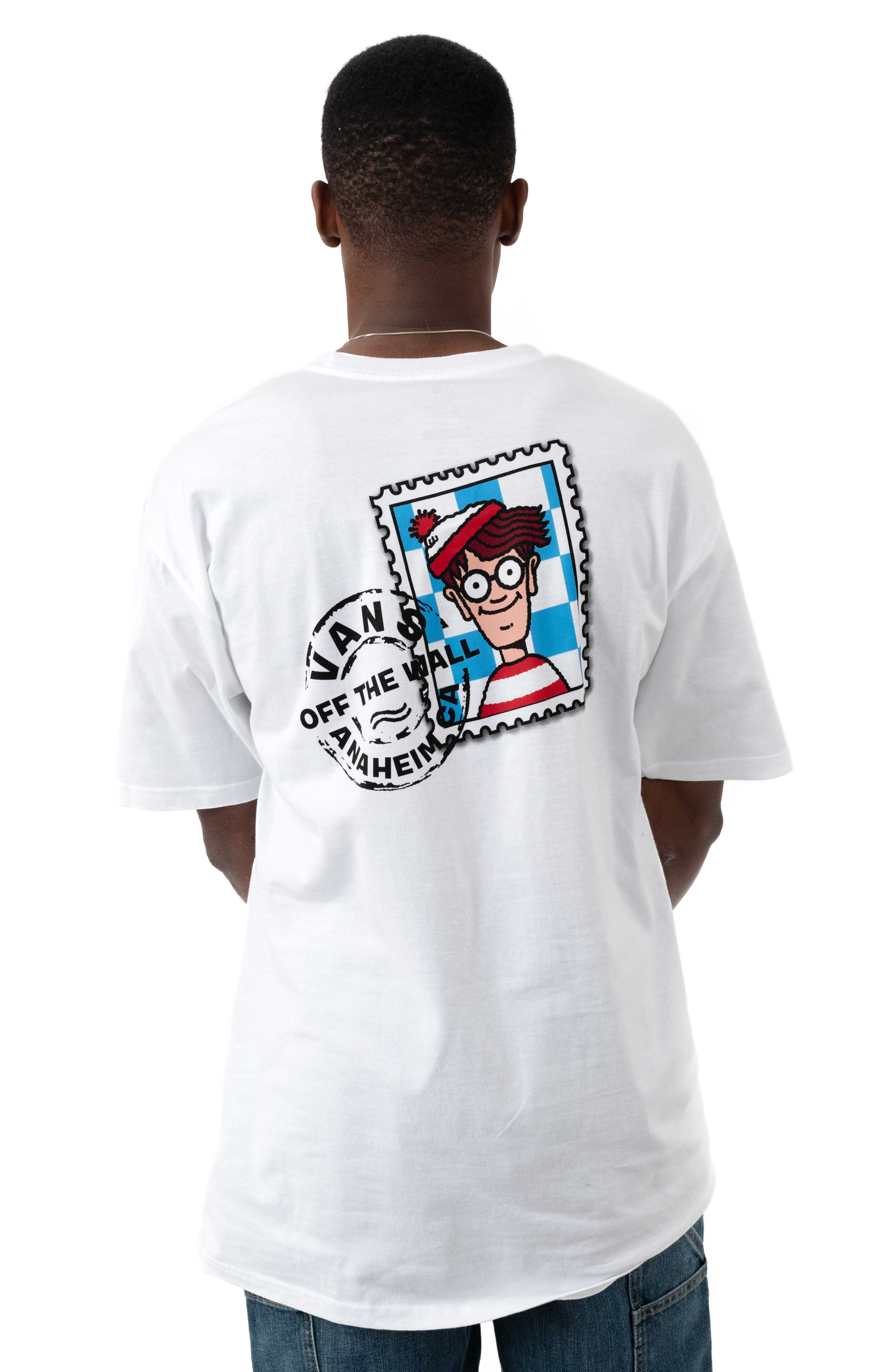 Stamp T-Shirt - Postage