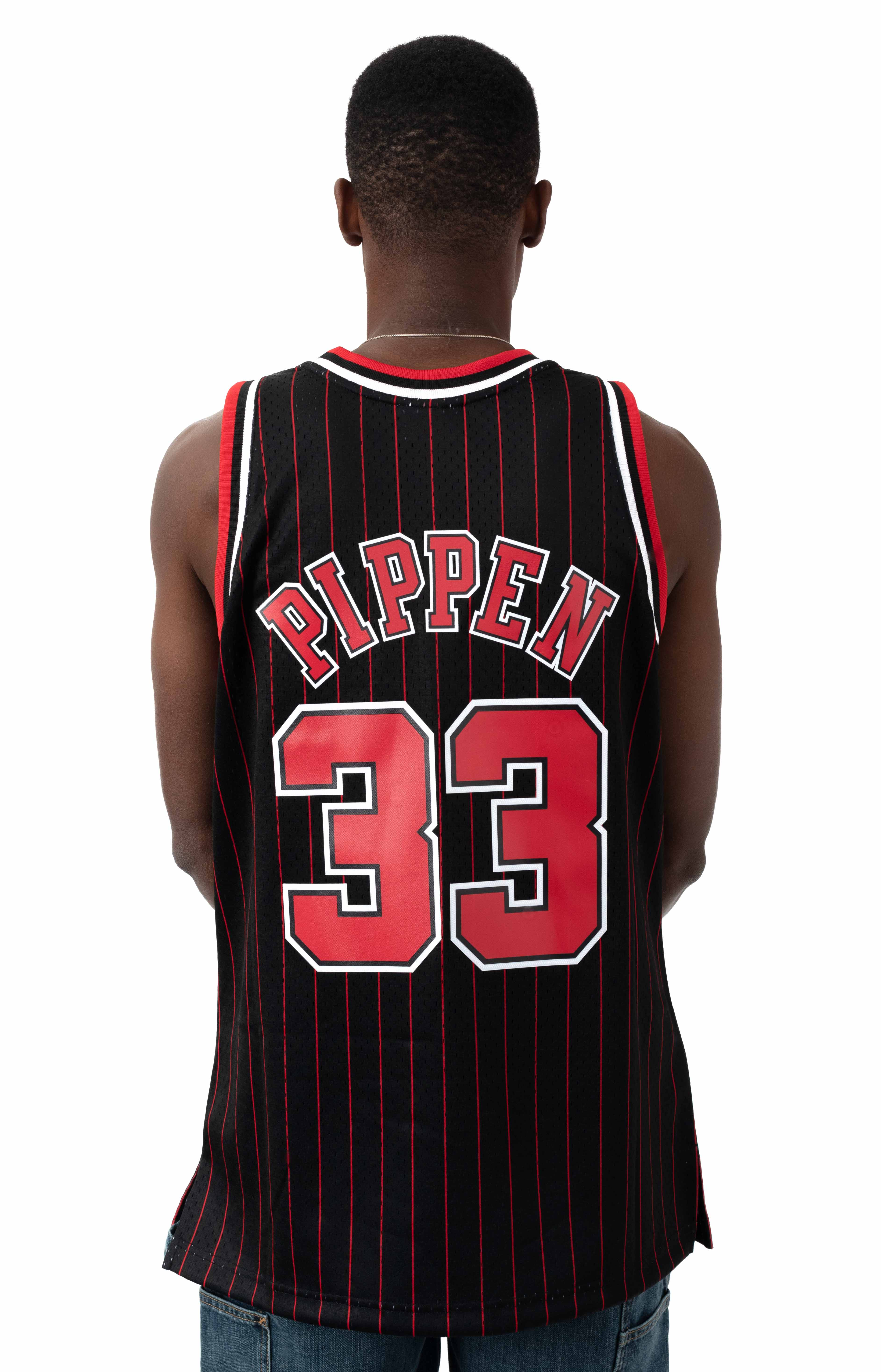 NBA Swingman Alternate Jersey - Bulls 95 Scottie Pippen  3