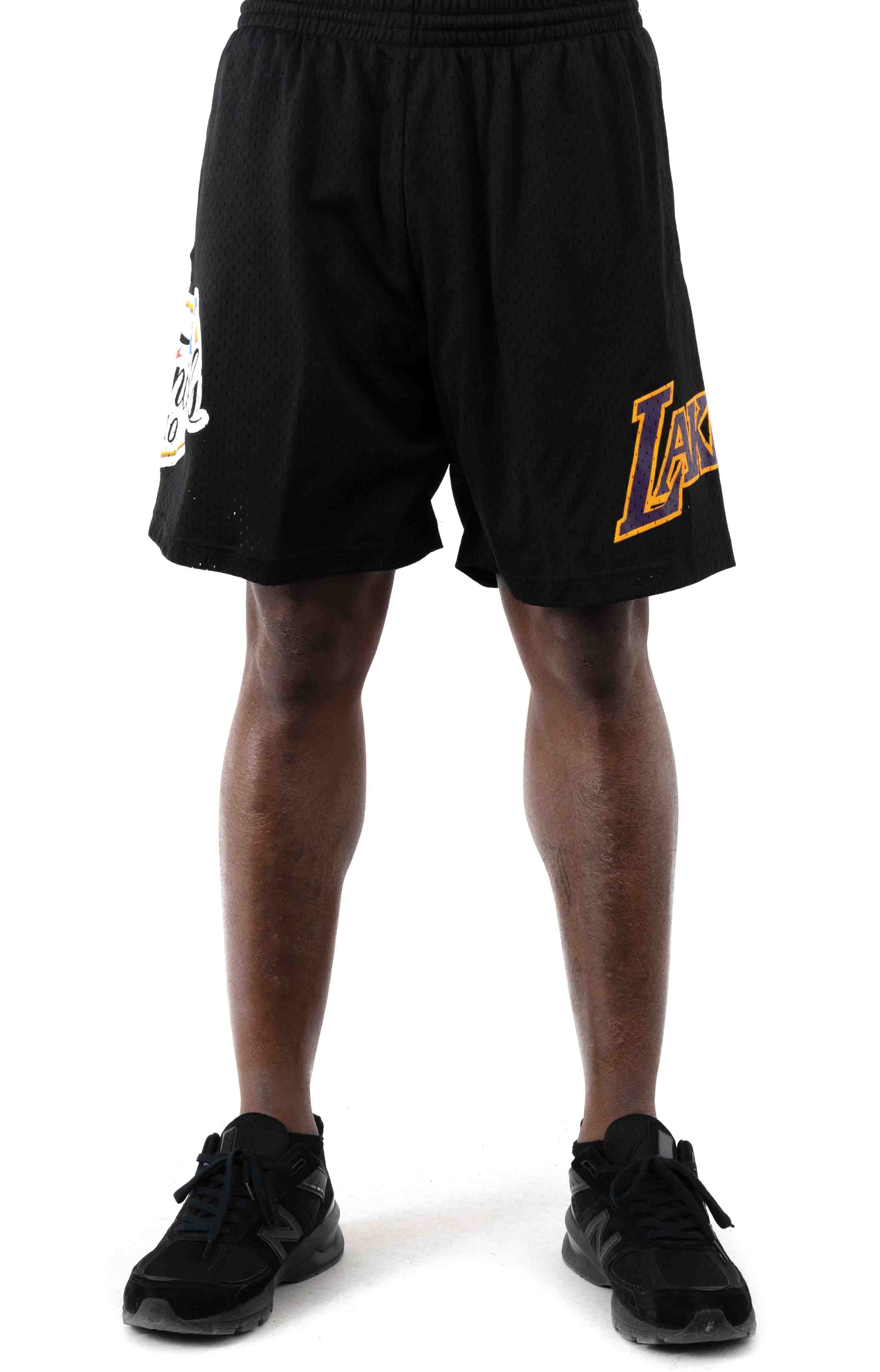 NBA Finals Pack Lakers Shorts