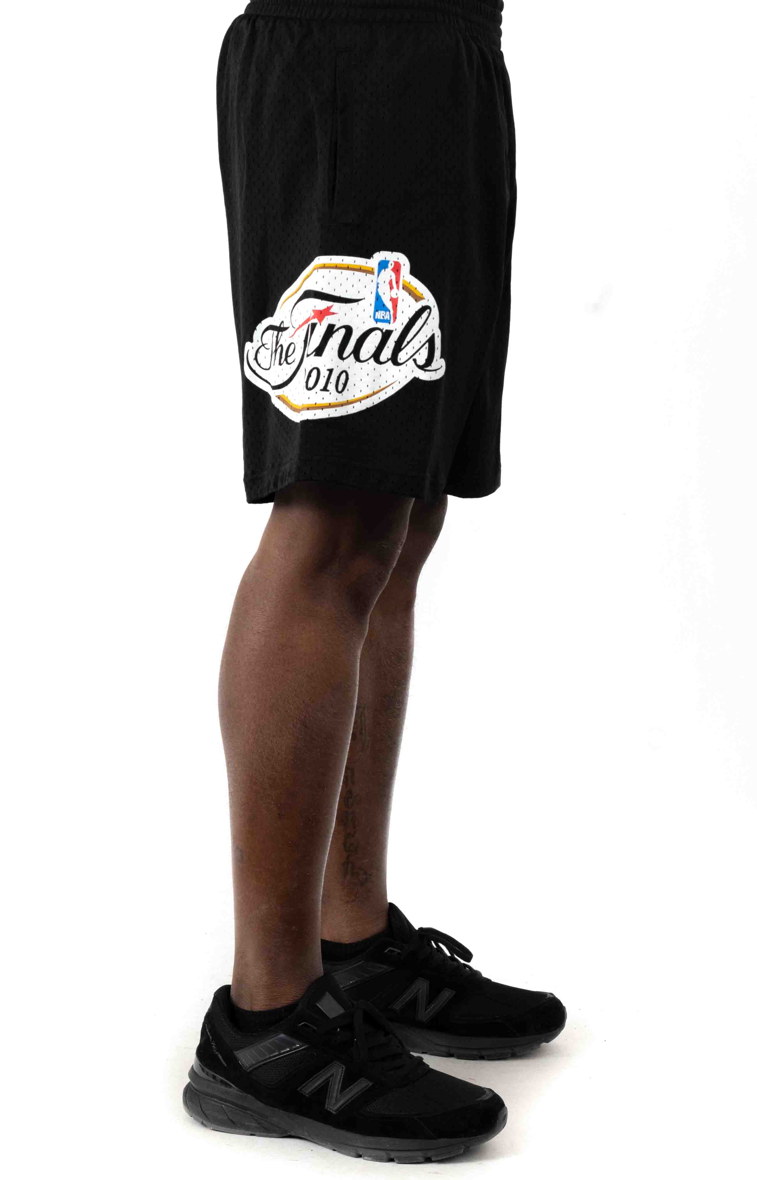 NBA Finals Pack Lakers Shorts 4