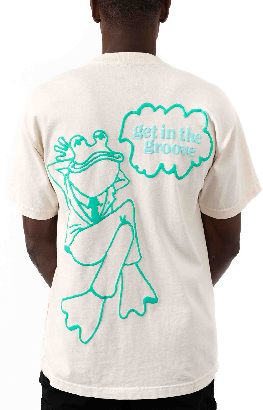 Get In The Groove T-Shirt - Sago 3