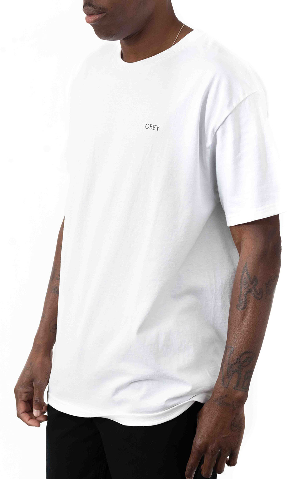 Gimme Some Truth T-Shirt - White  3