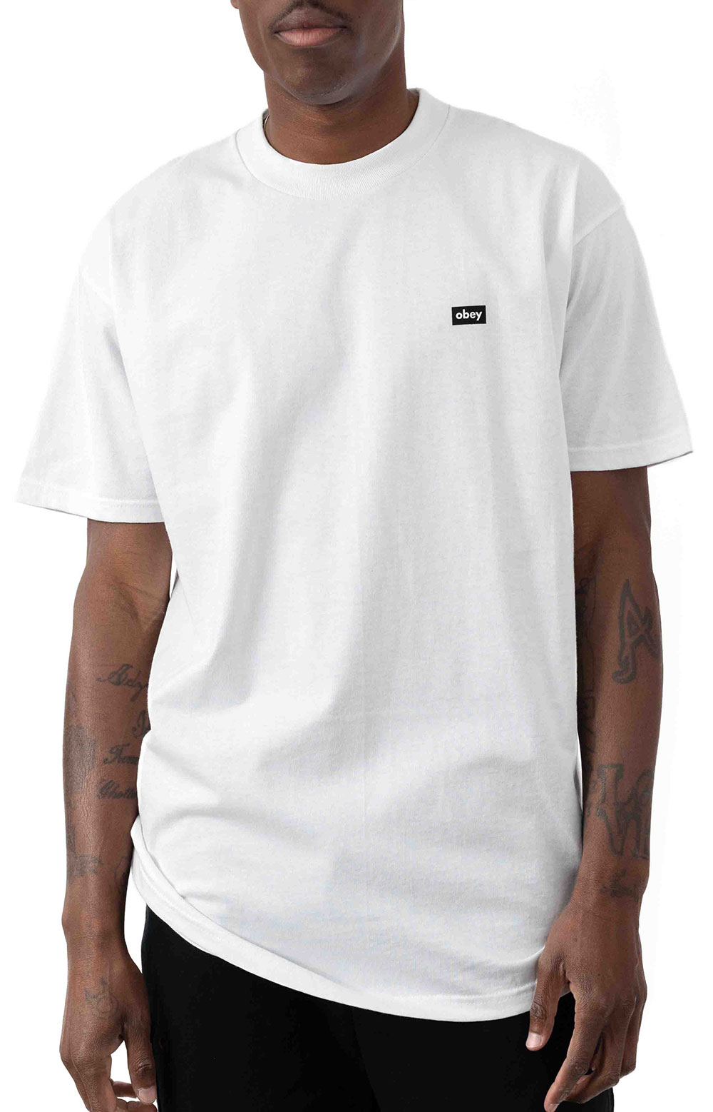 Seduction Of The Masses T-Shirt - White  2