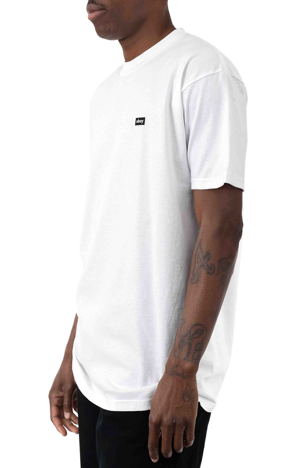 Seduction Of The Masses T-Shirt - White  3