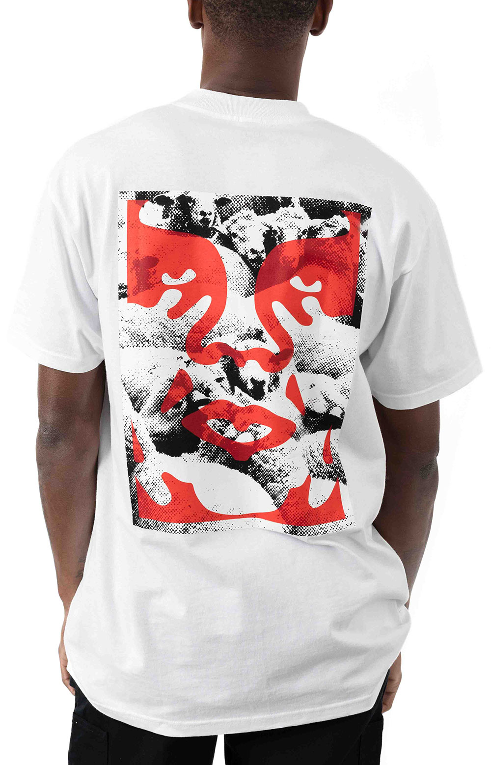 Seduction Of The Masses T-Shirt - White