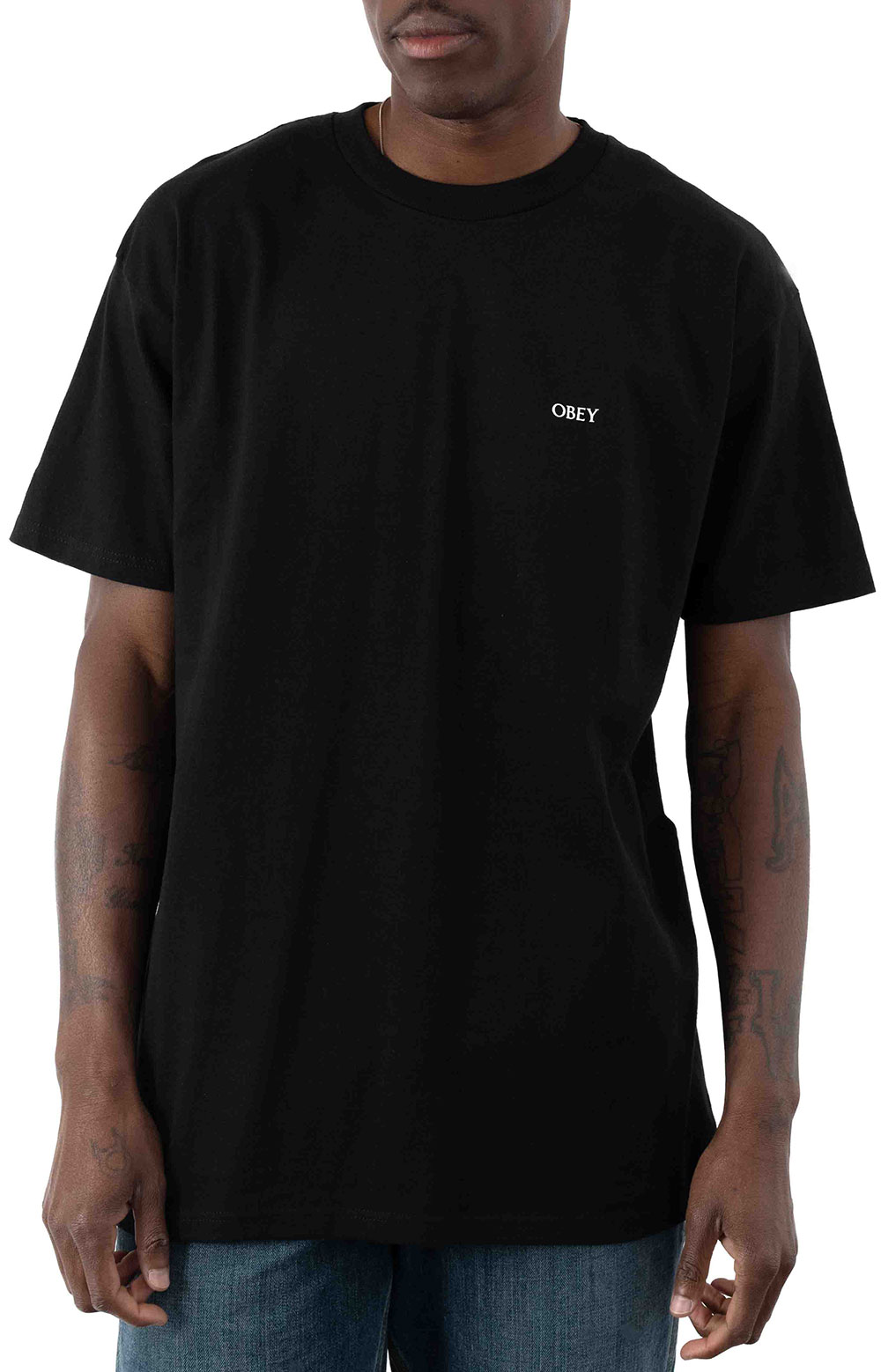 Crosswalk T-Shirt - Black