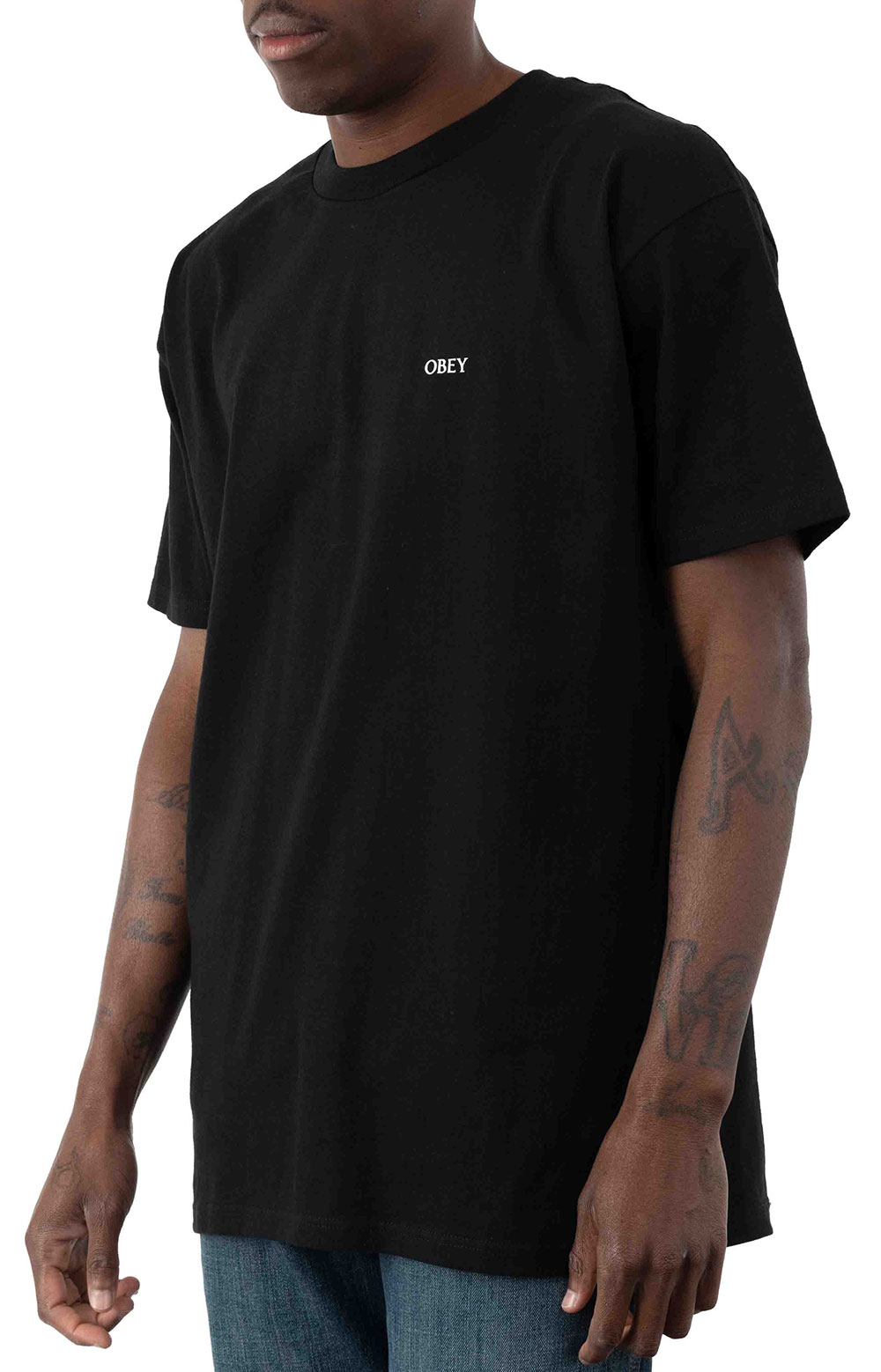 Crosswalk T-Shirt - Black  2