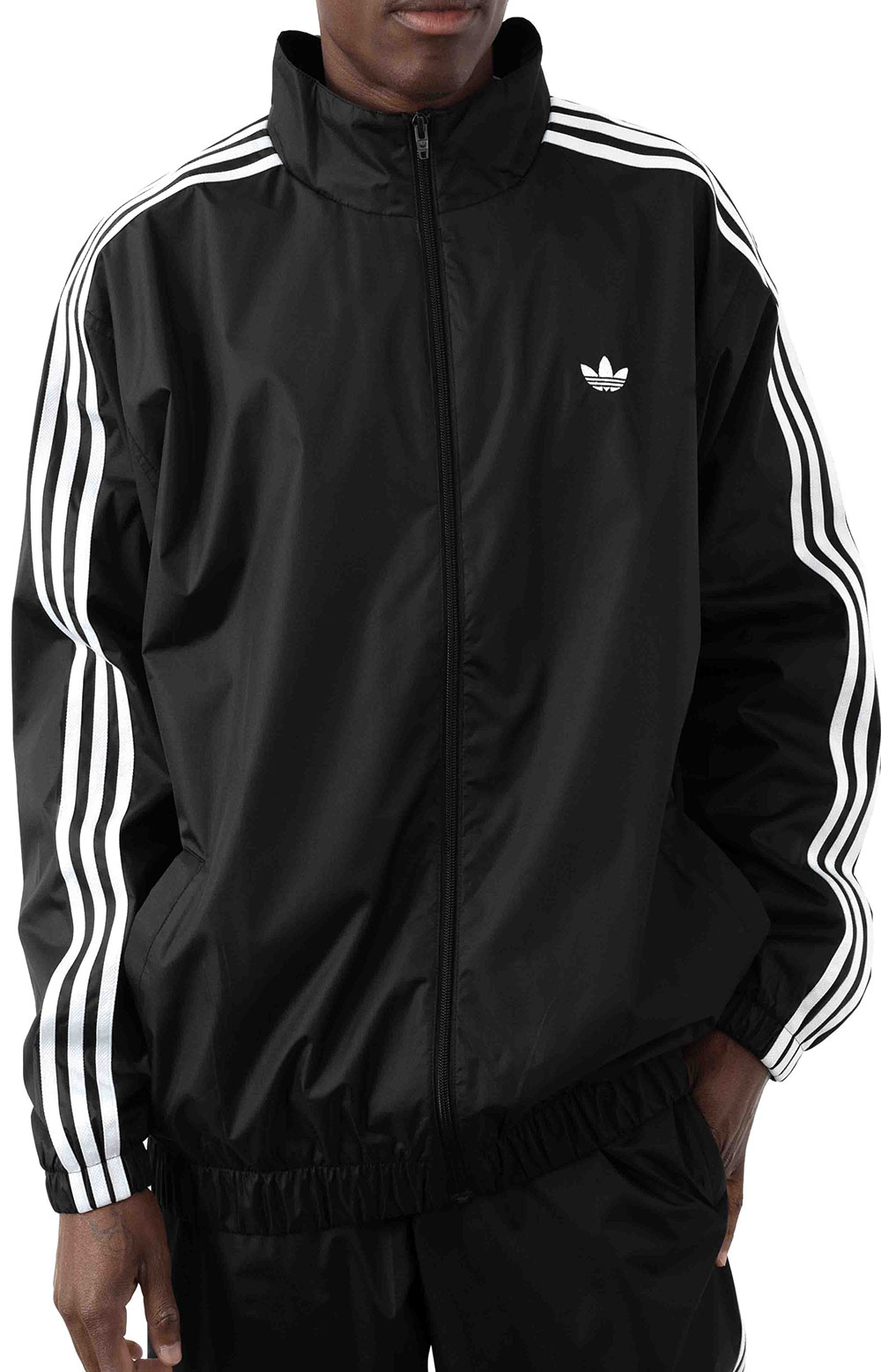 Firebird Jacket - Black/White