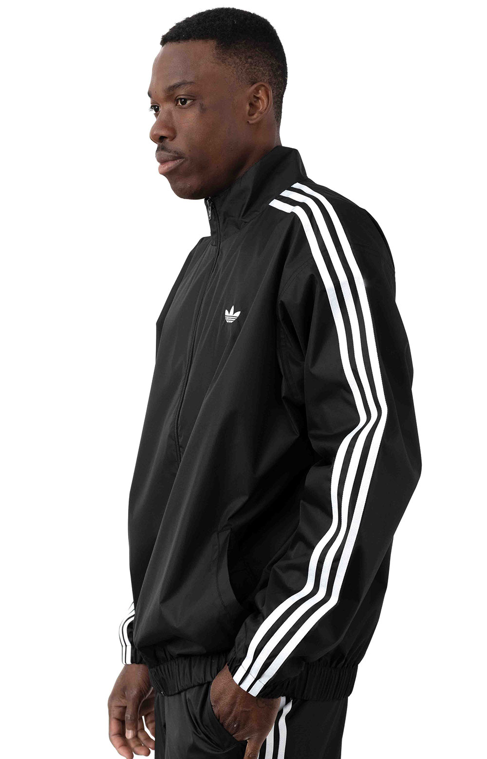 Firebird Jacket - Black/White 2