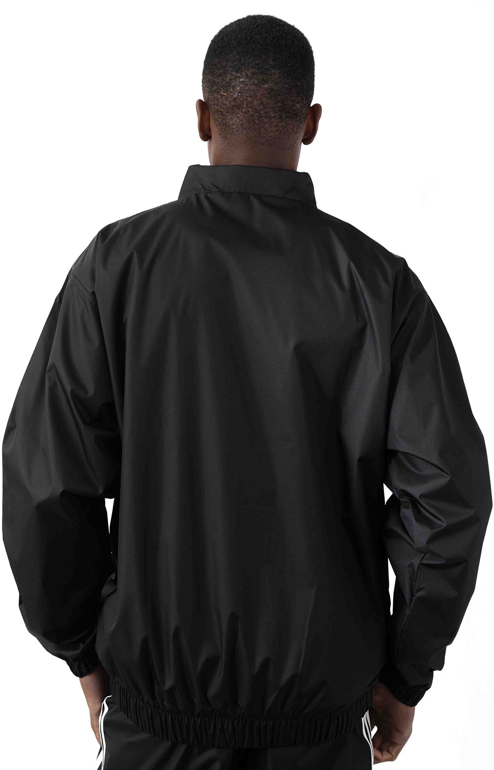 Firebird Jacket - Black/White 3
